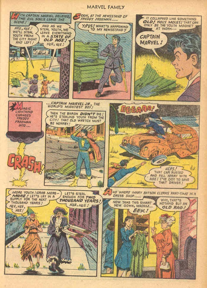 The Marvel Family issue 69 - Page 23