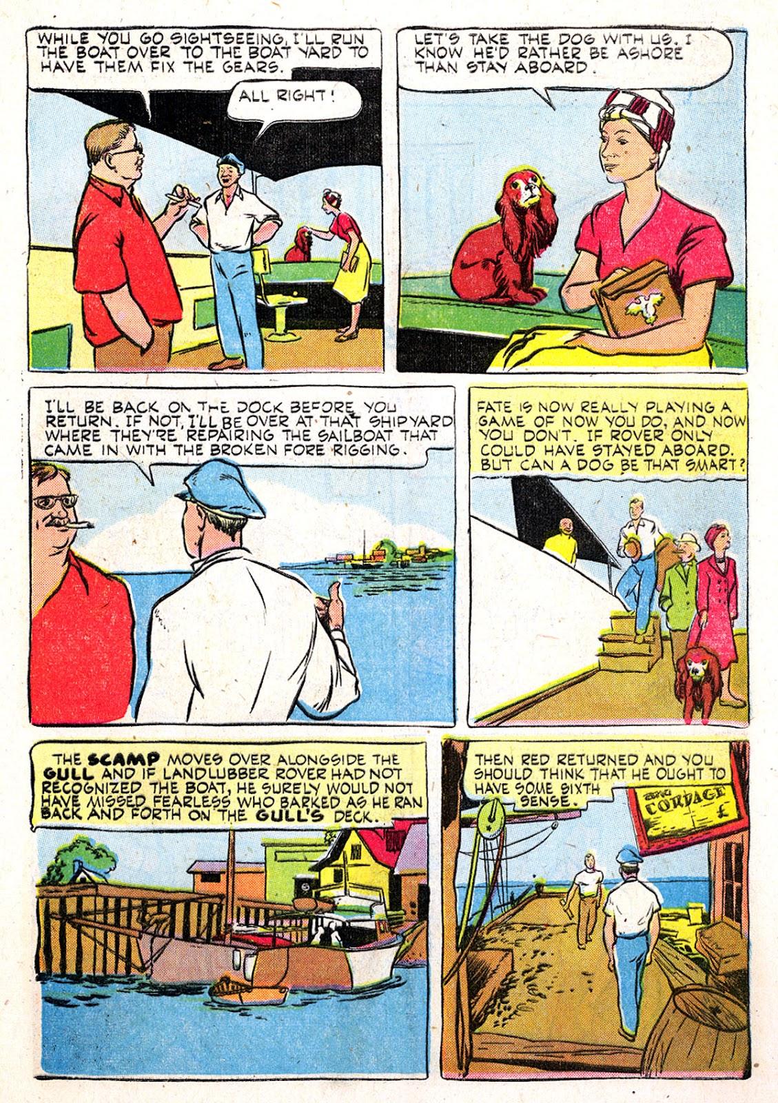 Read online Animal Comics comic -  Issue #29 - 9