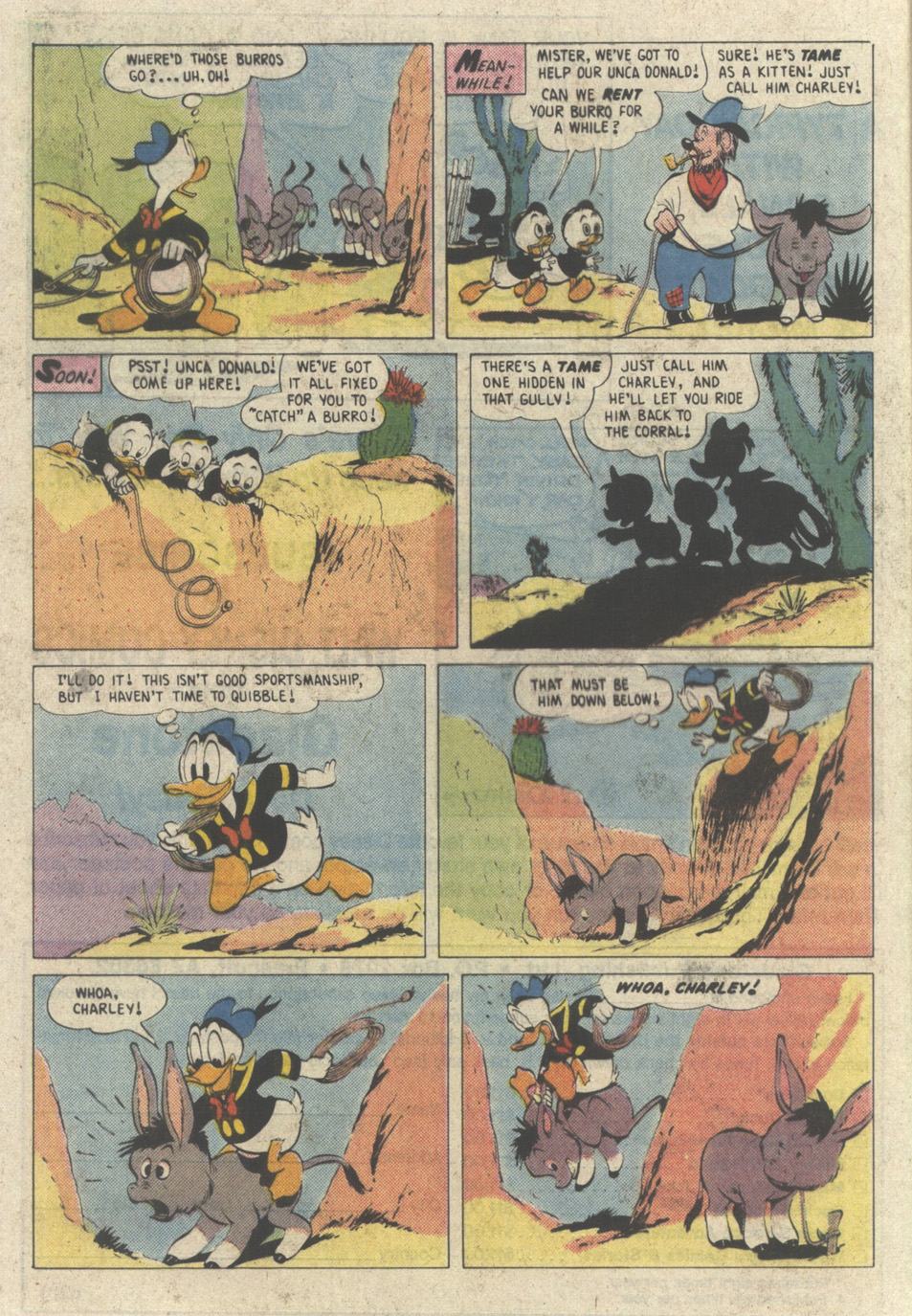 Read online Uncle Scrooge (1953) comic -  Issue #232 - 12