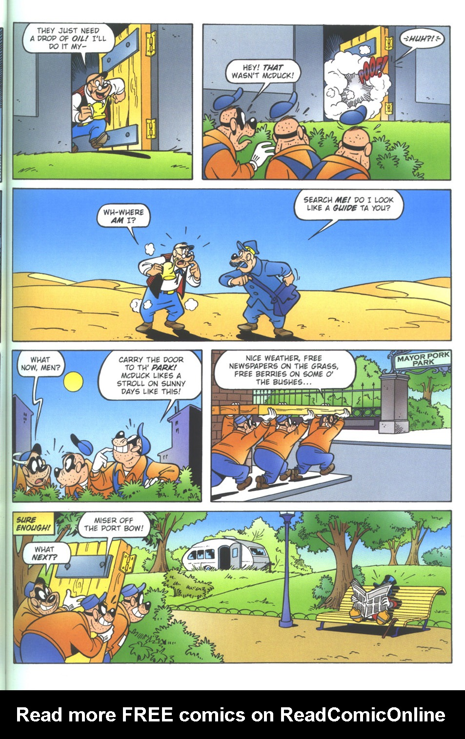 Read online Uncle Scrooge (1953) comic -  Issue #342 - 17