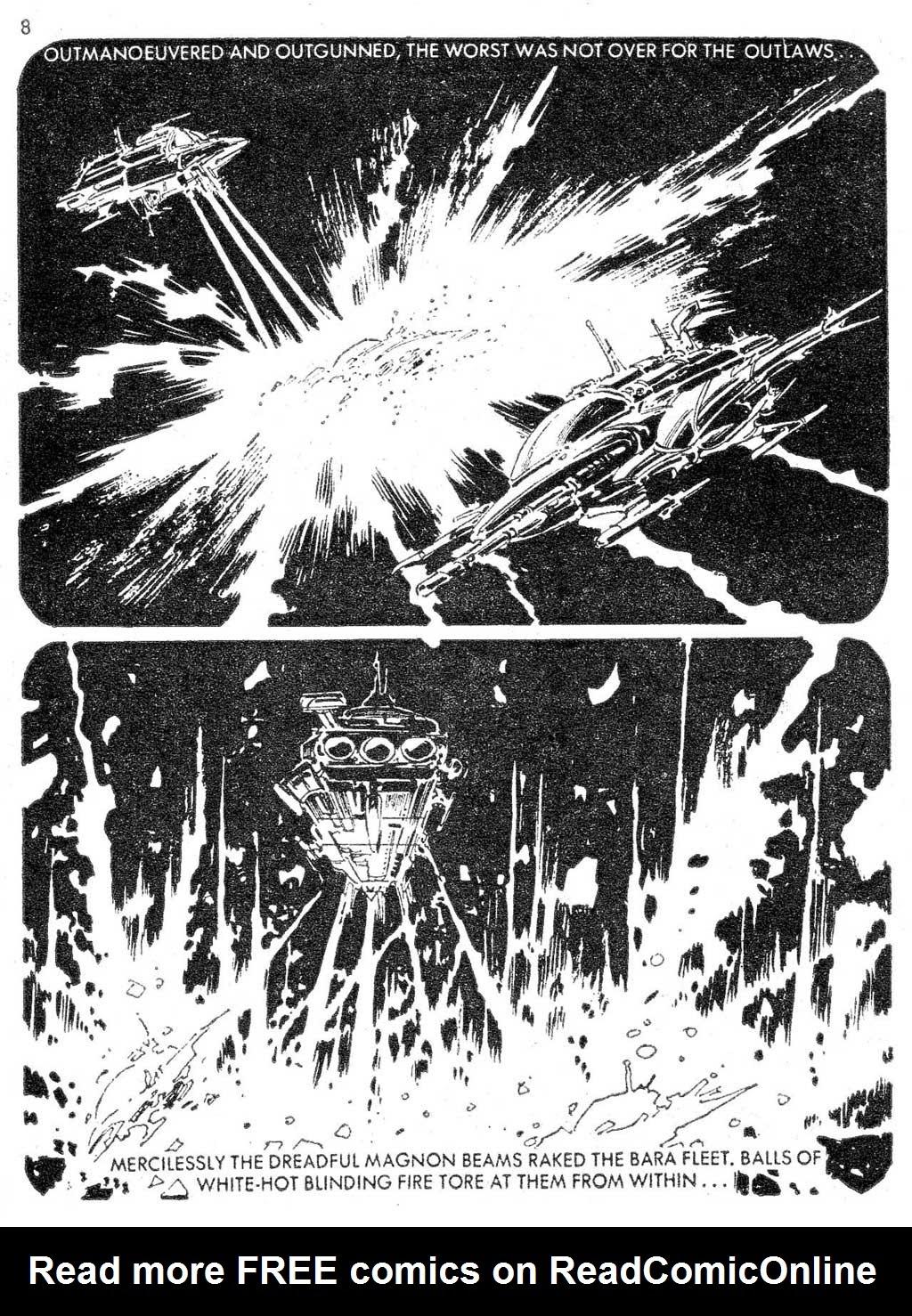 Starblazer issue 16 - Page 8