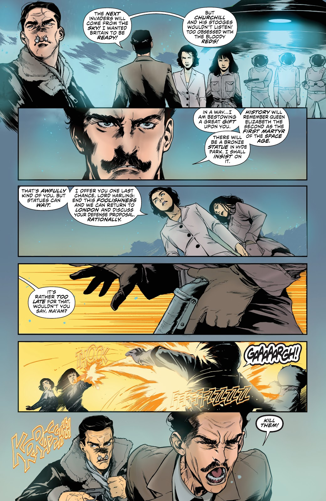 Read online Bettie Page (2018) comic -  Issue #4 - 17