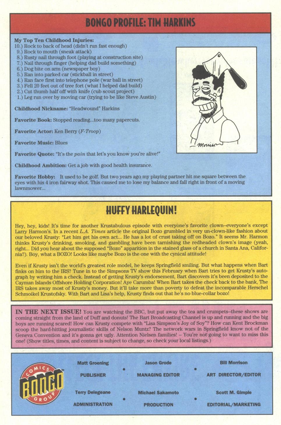 Read online Simpsons Comics comic -  Issue #16 - 25