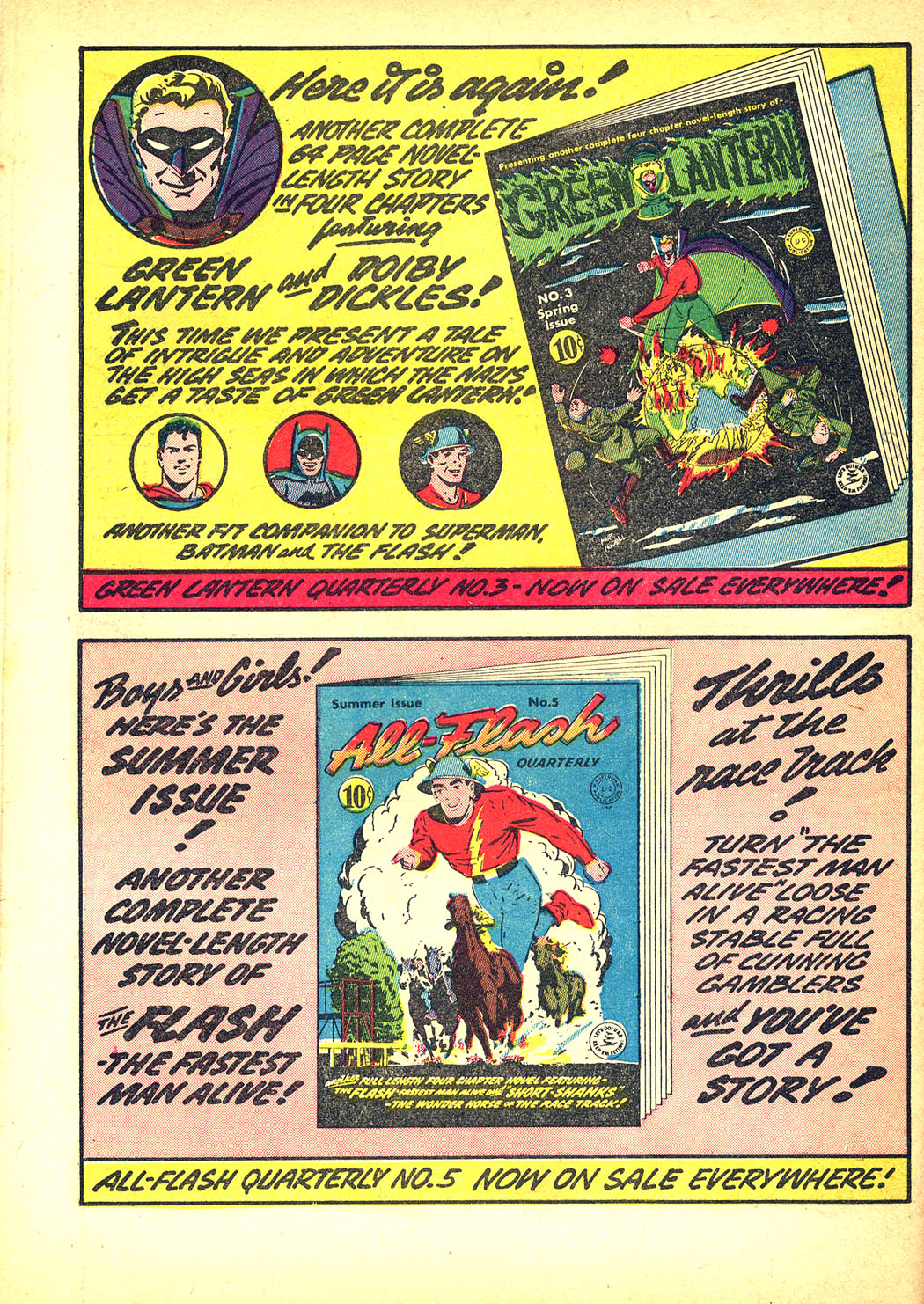 Read online Sensation (Mystery) Comics comic -  Issue #8 - 66