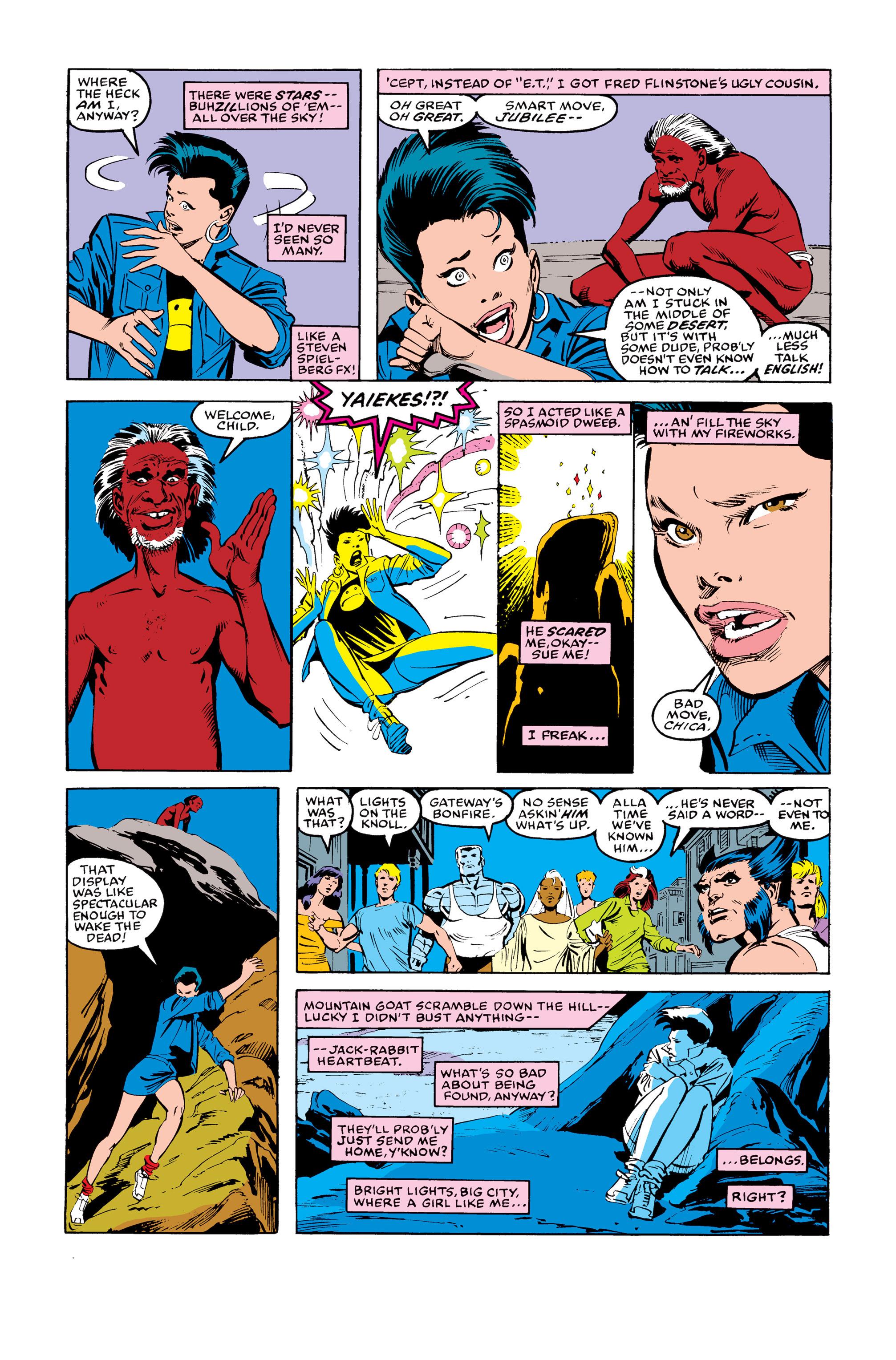 Read online Uncanny X-Men (1963) comic -  Issue # _Annual 13 - 40