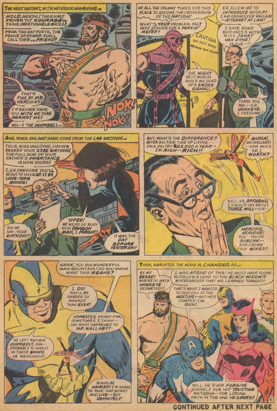 The Avengers (1963) 43 Page 5