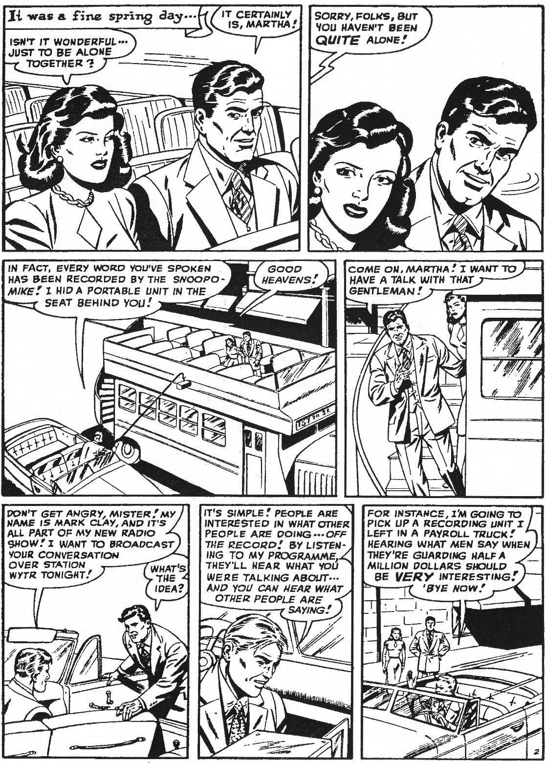 Read online Men of Mystery Comics comic -  Issue #84 - 153