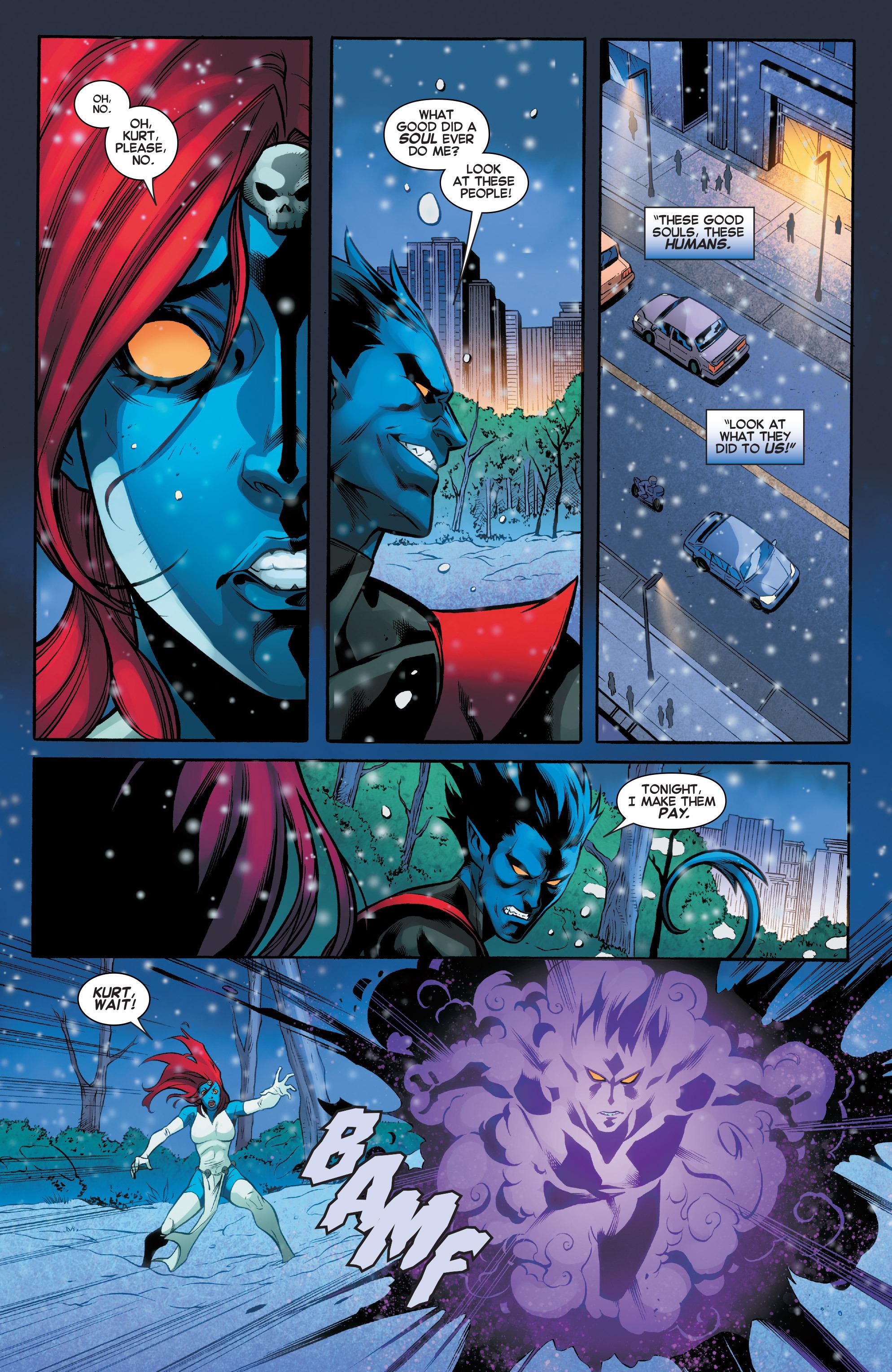 Read online Amazing X-Men (2014) comic -  Issue #14 - 15