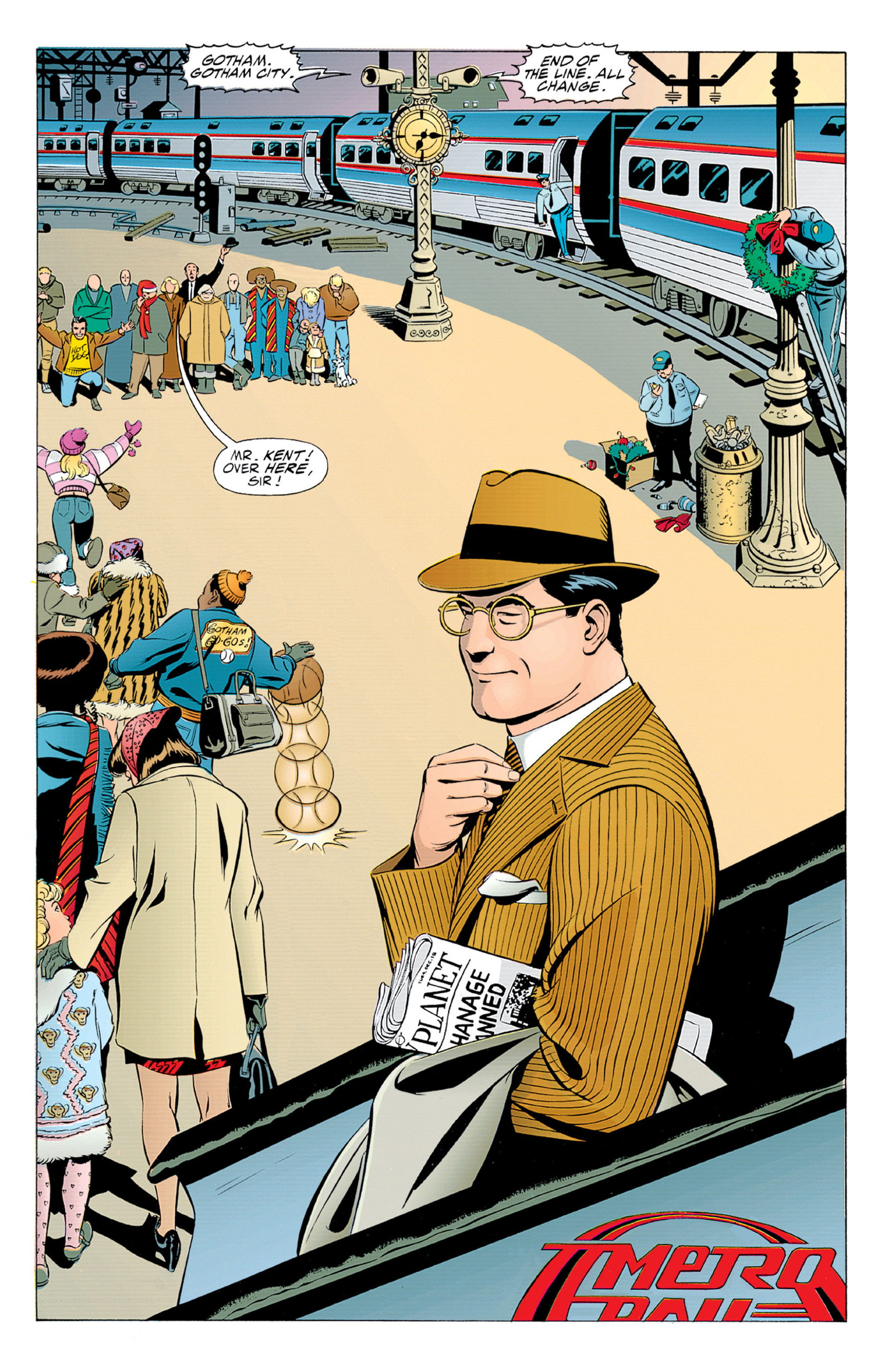 Read online World's Finest (1990) comic -  Issue #2 - 4
