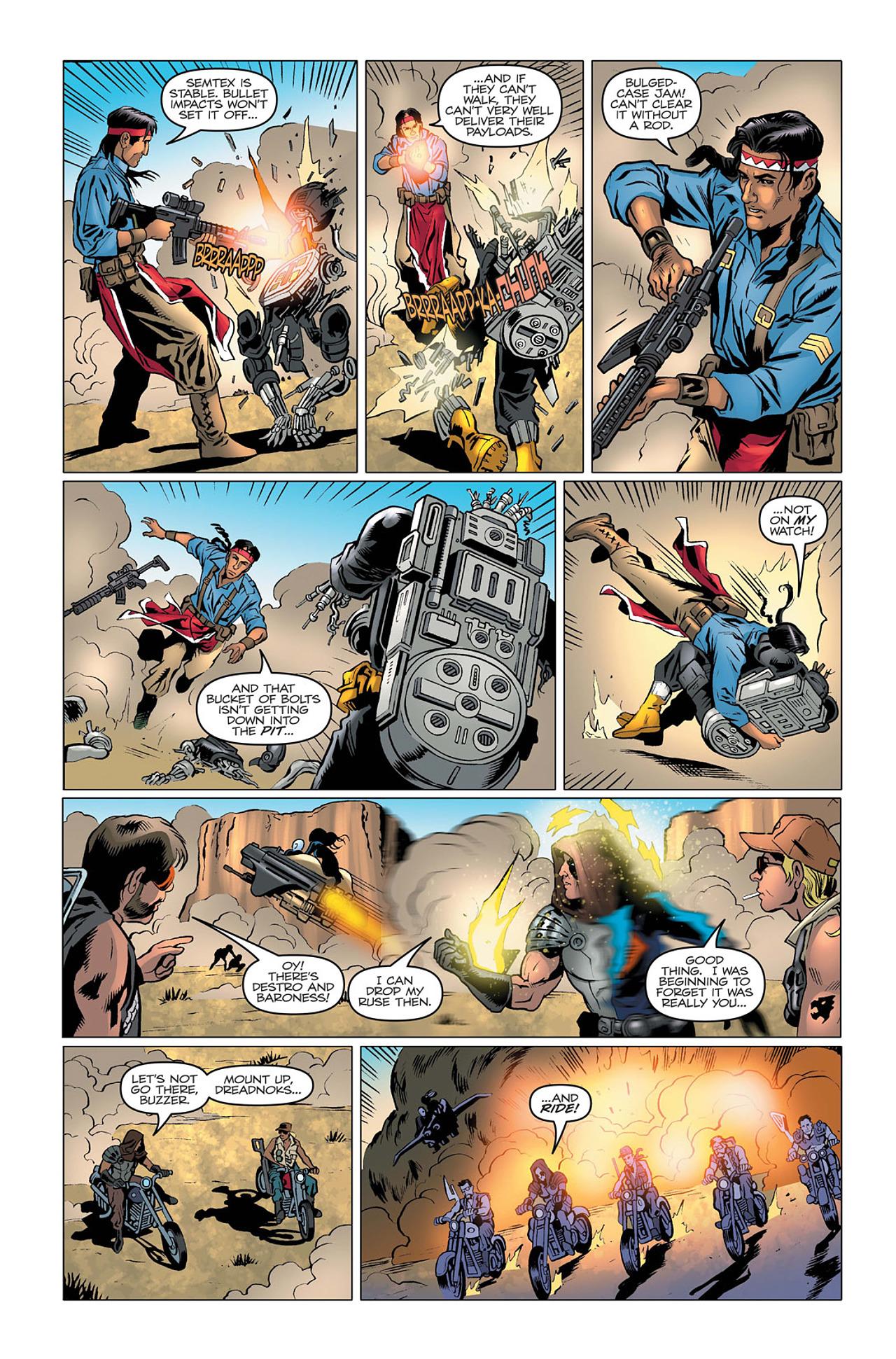 G.I. Joe: A Real American Hero 164 Page 22