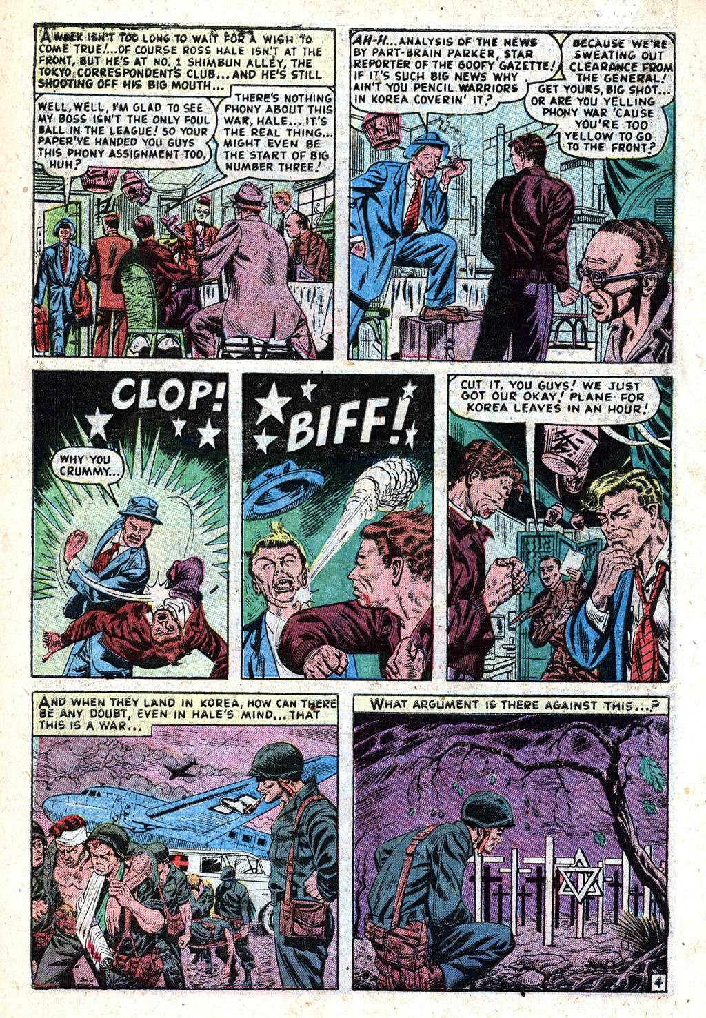 War Adventures issue 2 - Page 6