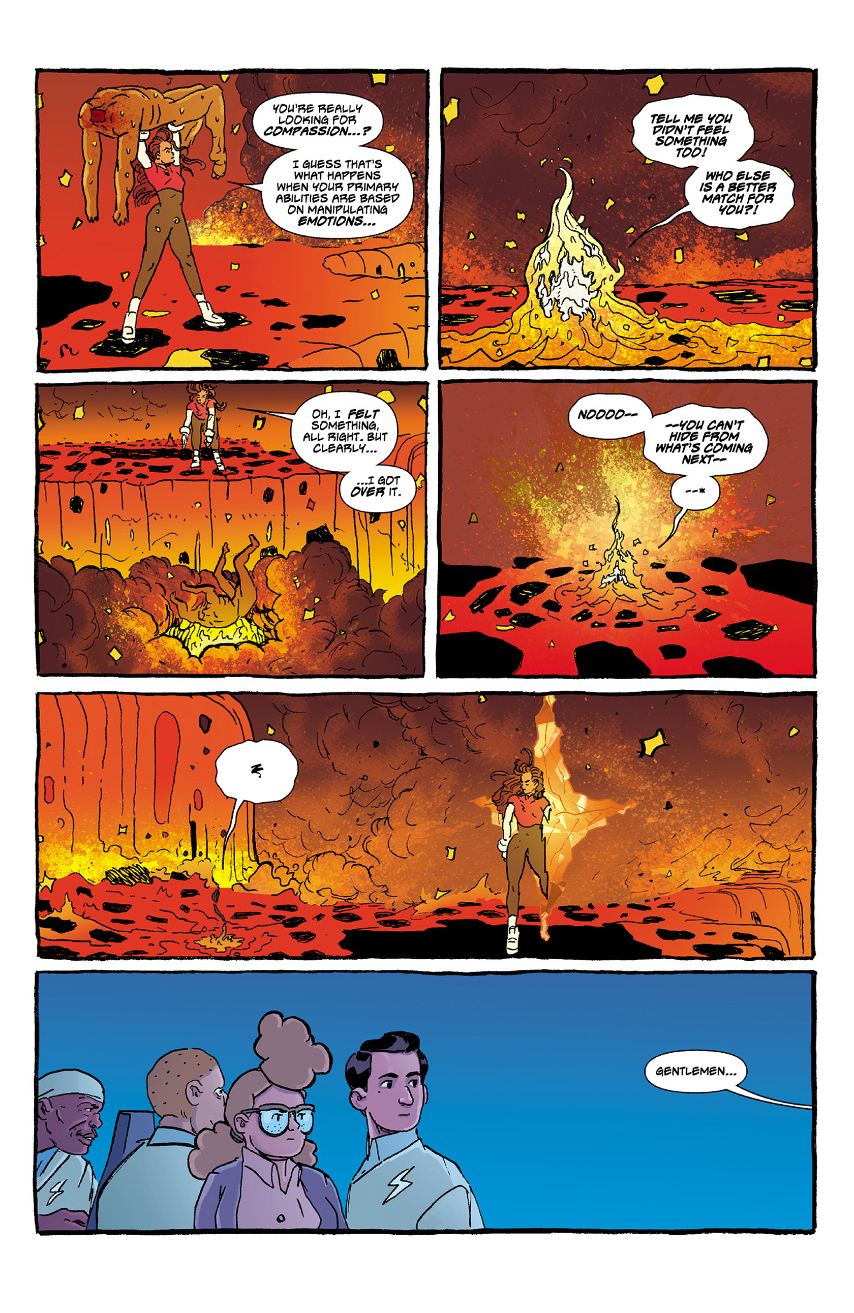 Read online Catalyst Comix comic -  Issue #6 - 16