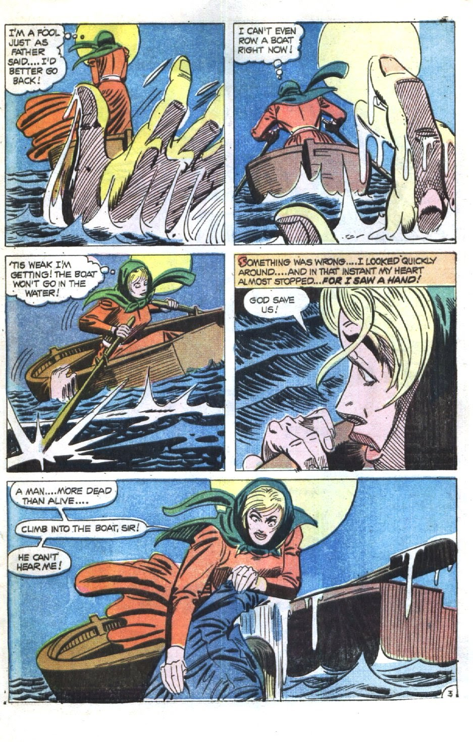 Haunted Love (1973) issue 5 - Page 5