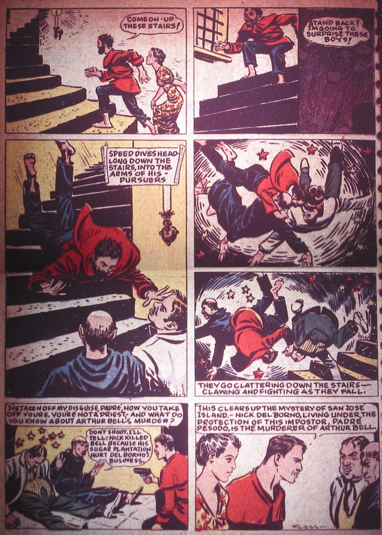 Detective Comics (1937) 4 Page 7