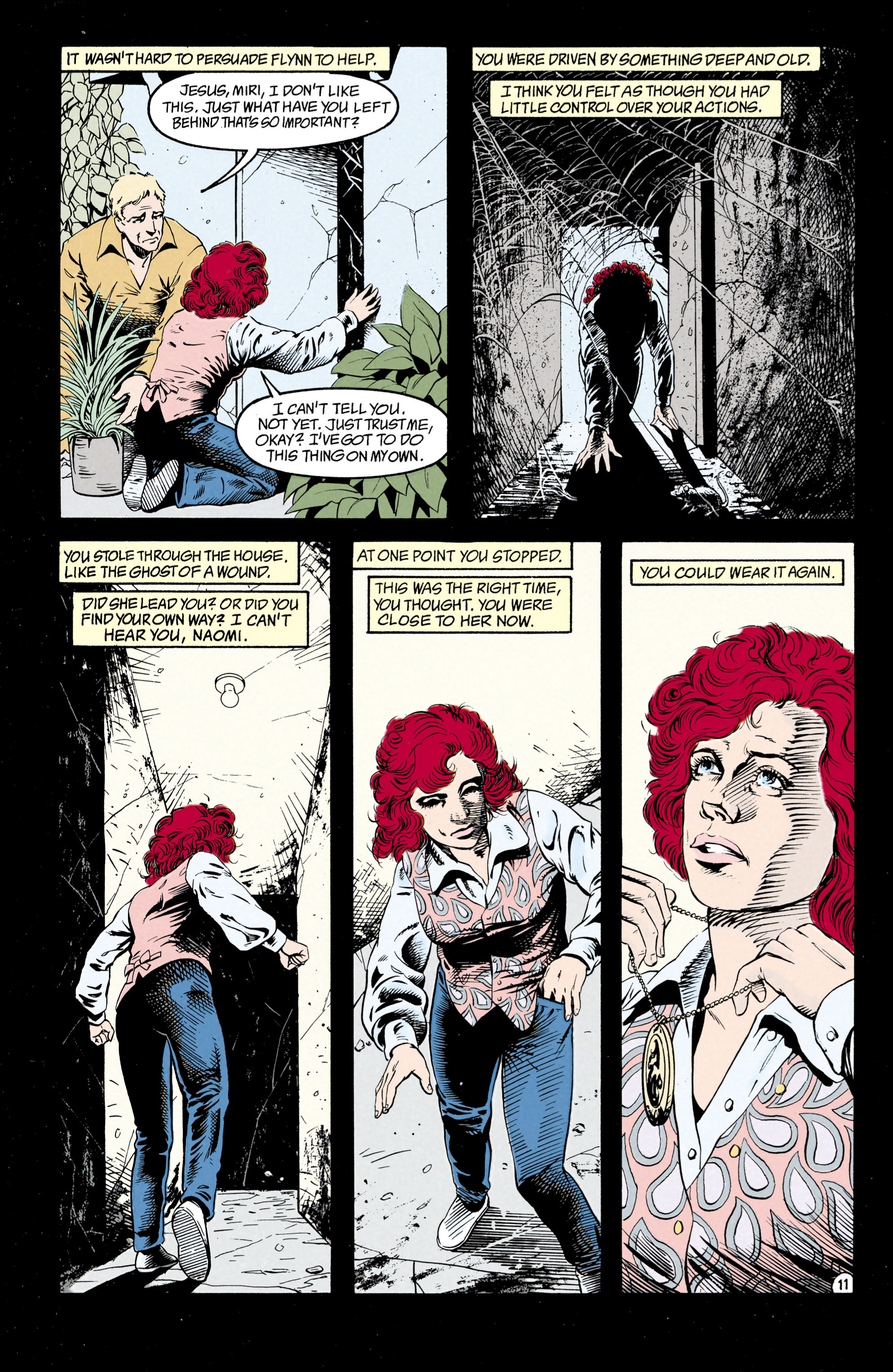 Read online Shade, the Changing Man comic -  Issue #29 - 12