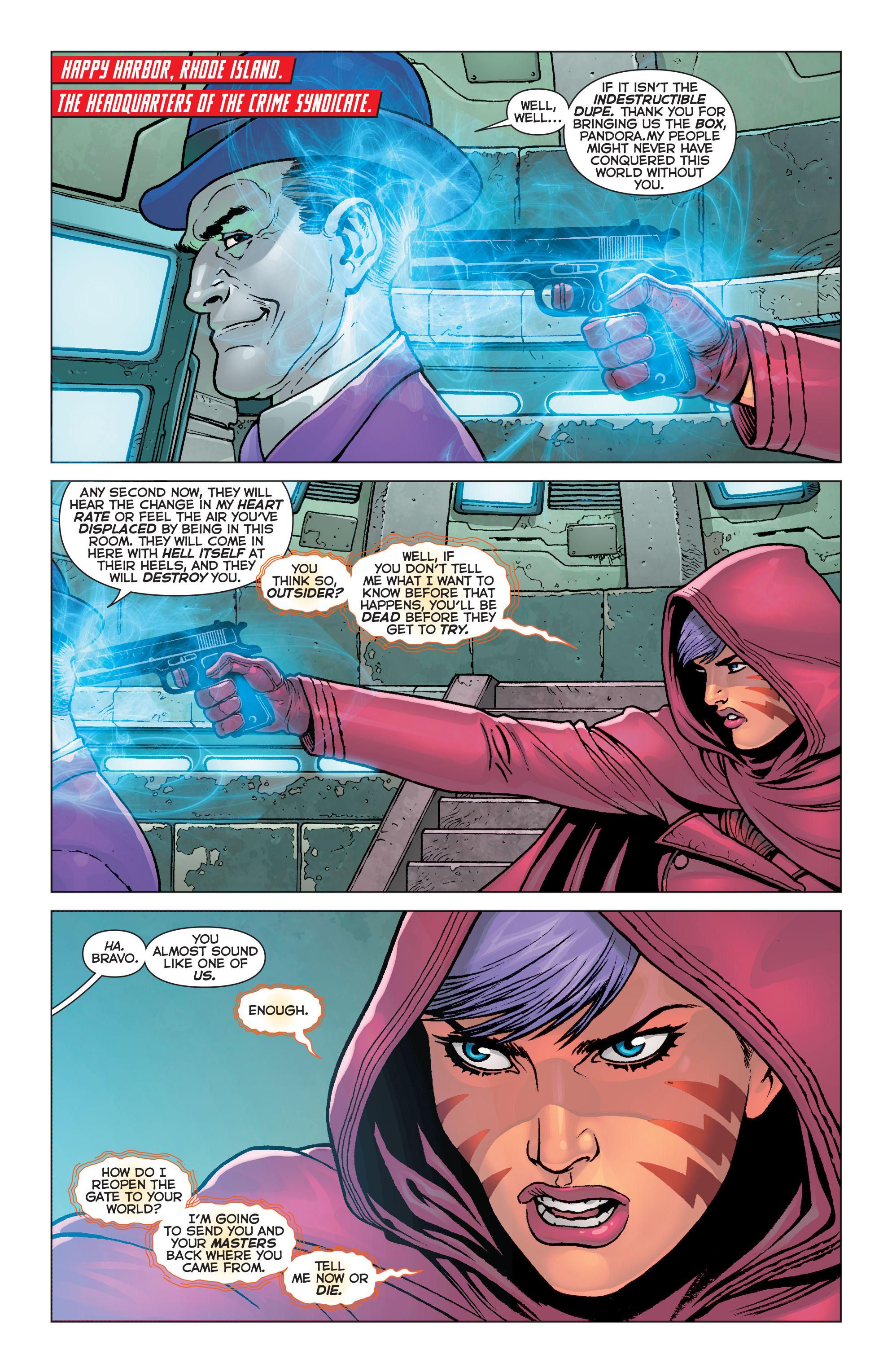 Read online Trinity of Sin: Pandora comic -  Issue #5 - 2