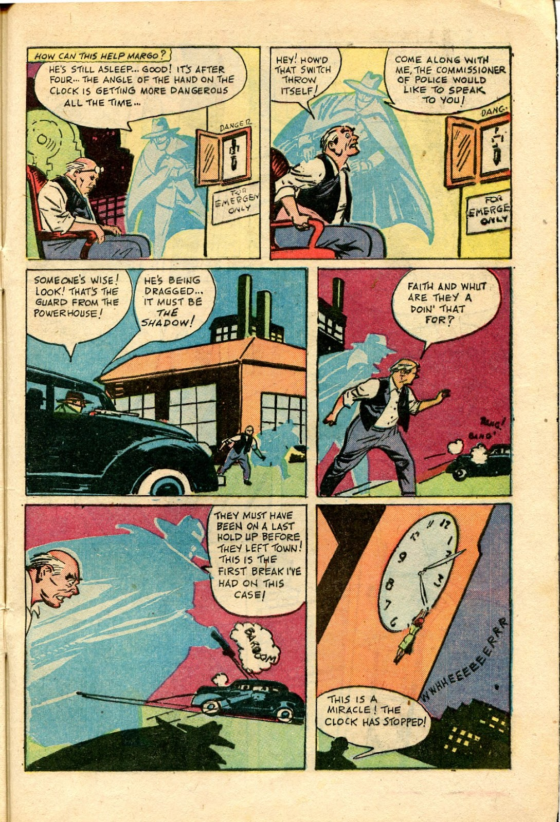 Shadow Comics issue 81 - Page 47