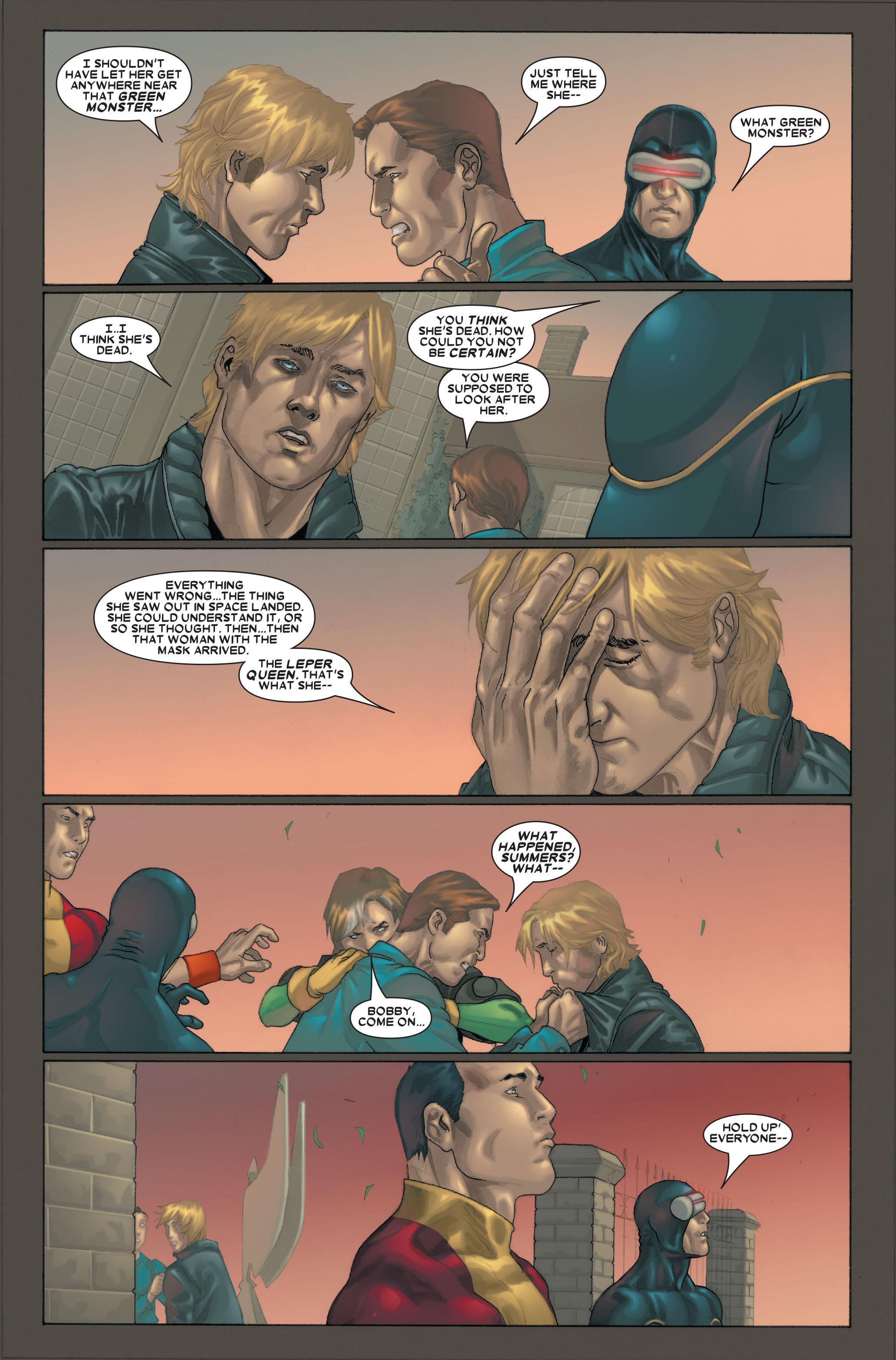 X-Men (1991) 182 Page 20
