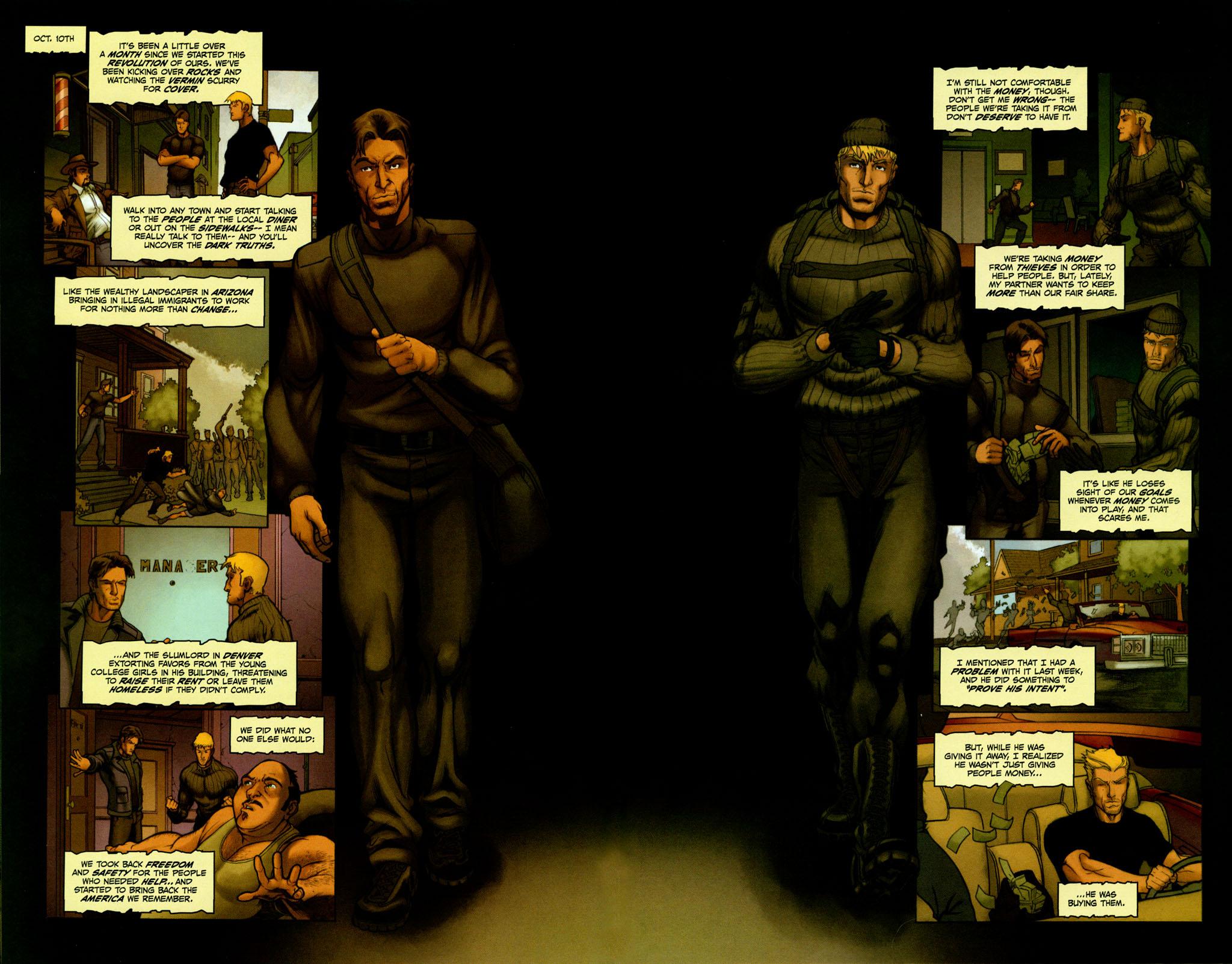 Read online Snake Eyes: Declassified comic -  Issue #2 - 14