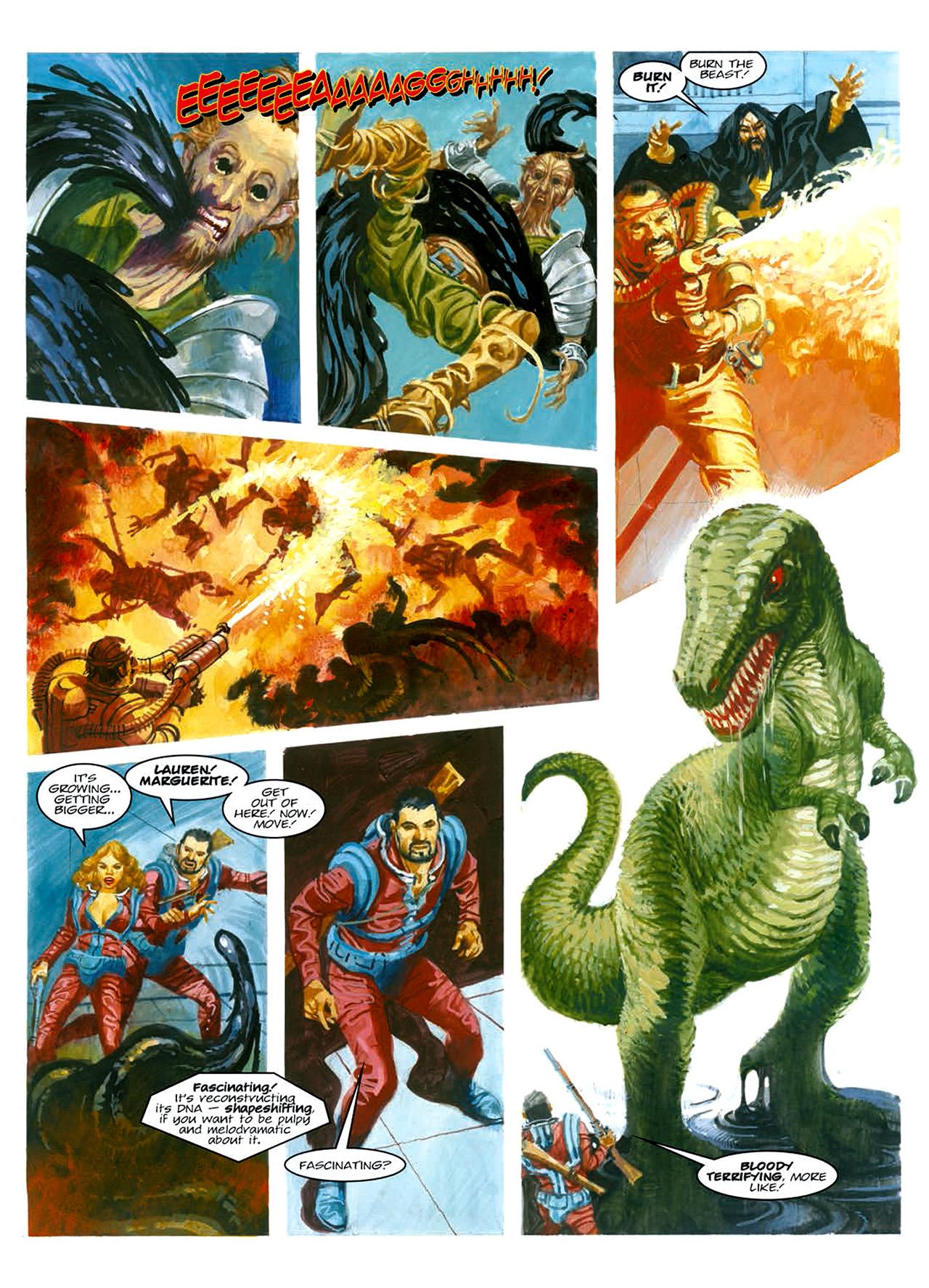 Read online Nikolai Dante comic -  Issue # TPB 6 - 181