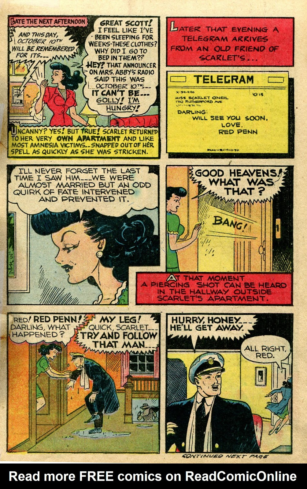Read online Famous Funnies comic -  Issue #135 - 11