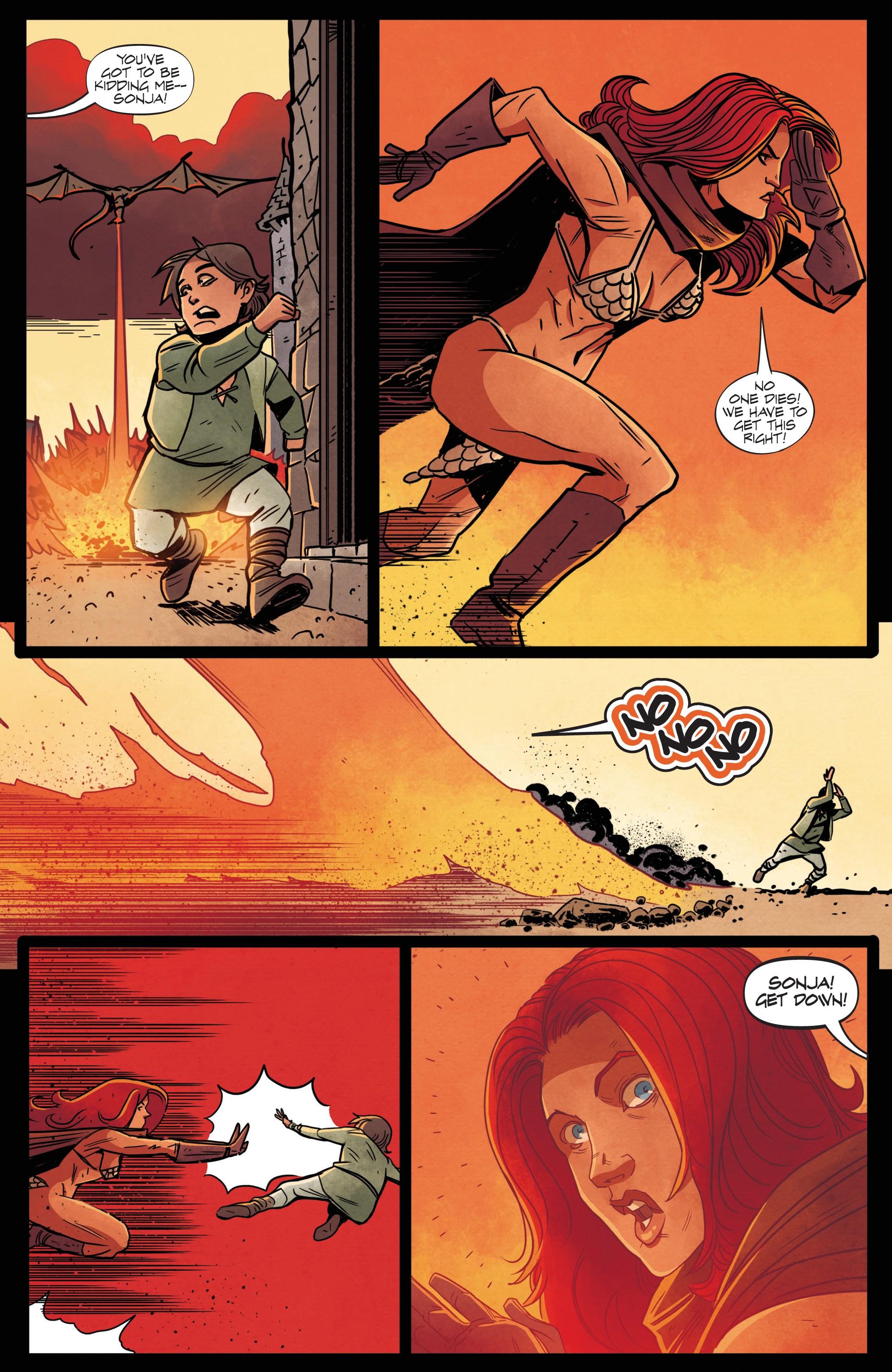 Vampirella/Red Sonja issue 6 - Page 23