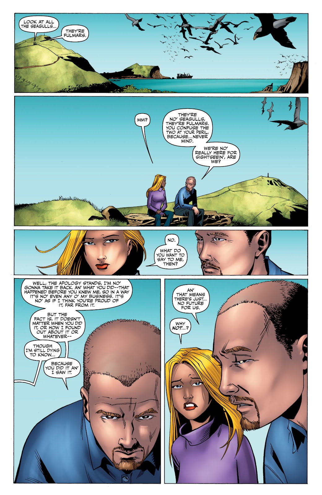Read online The Boys Omnibus comic -  Issue # TPB 4 (Part 4) - 14