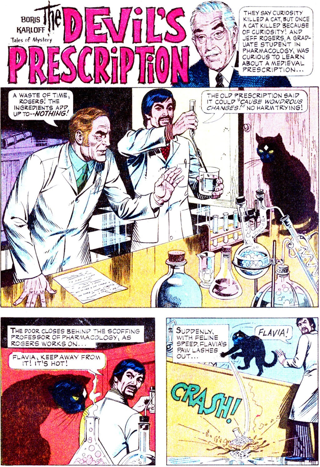Boris Karloff Tales of Mystery issue 38 - Page 27
