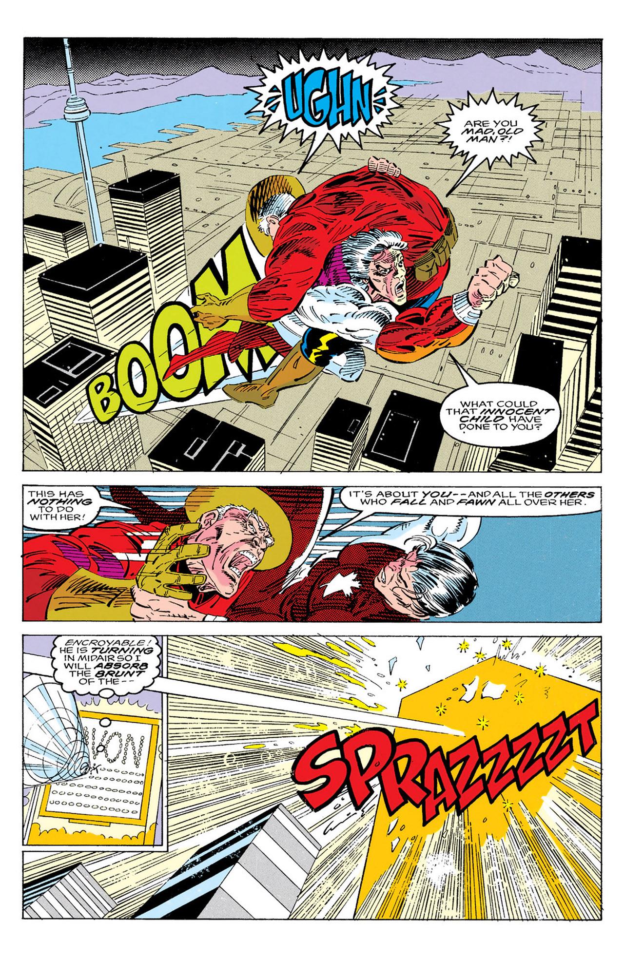 Read online Astonishing X-Men (2004) comic -  Issue # _Annual 1 - 27