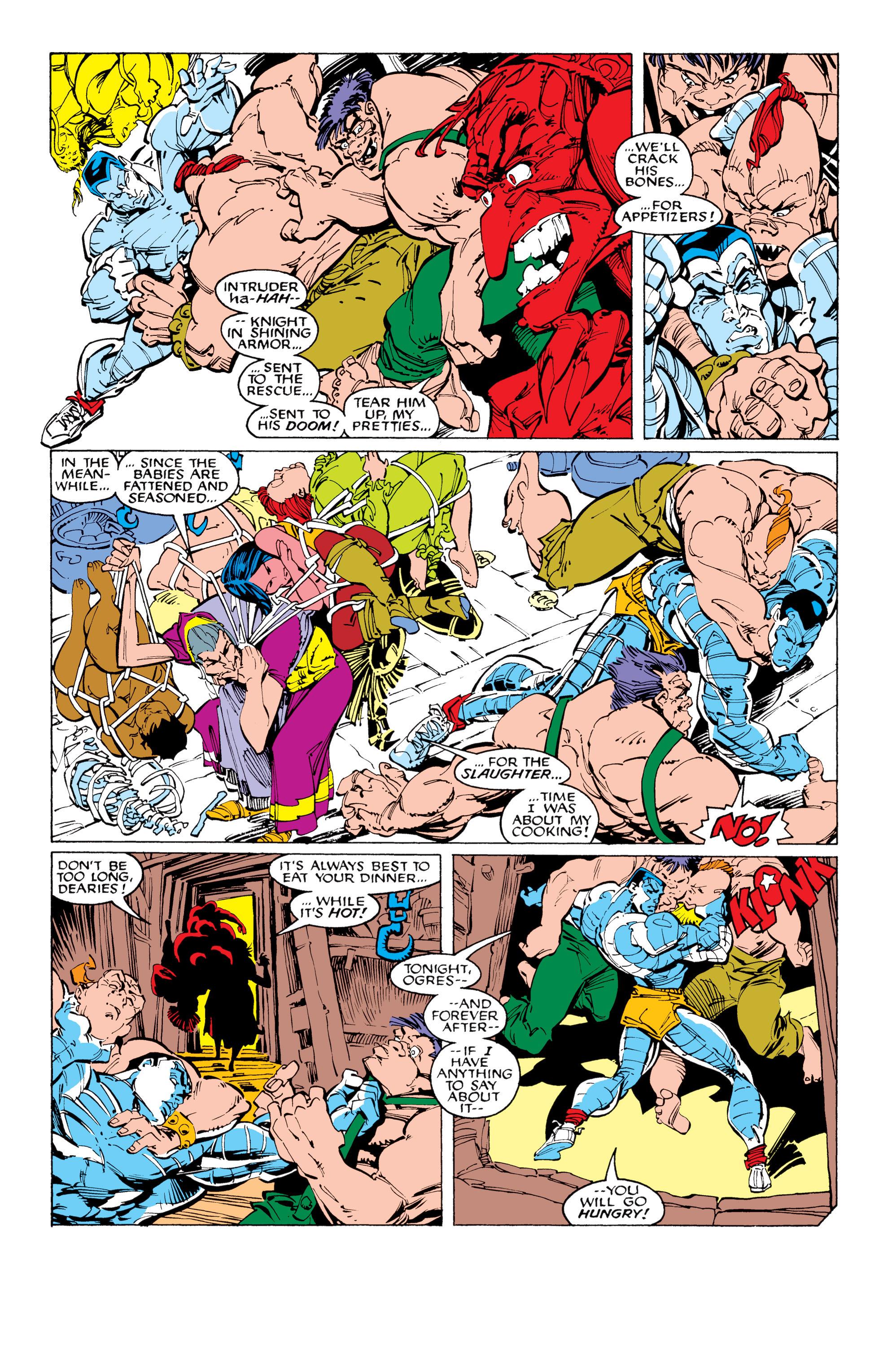 Read online Uncanny X-Men (1963) comic -  Issue #231 - 17