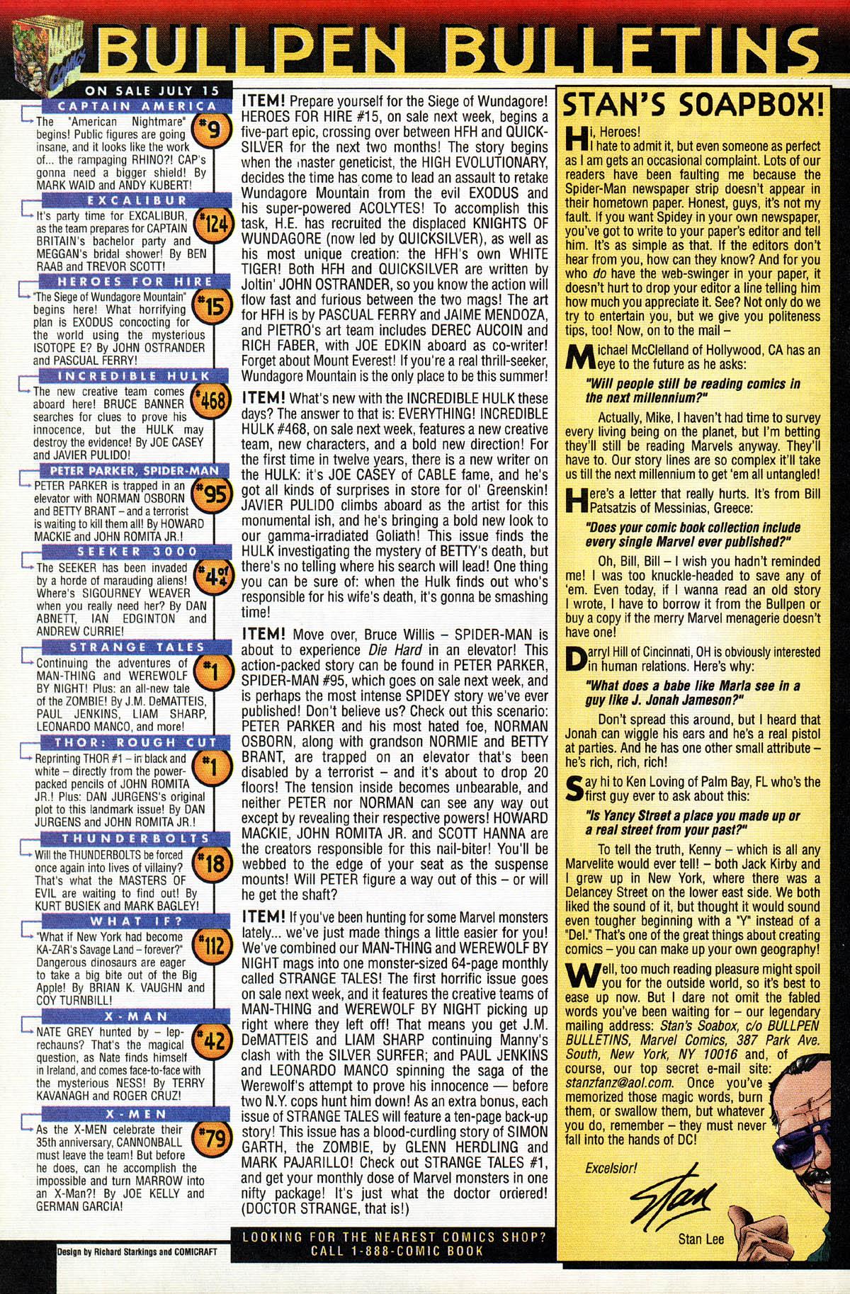 Read online Alpha Flight (1997) comic -  Issue #14 - 18