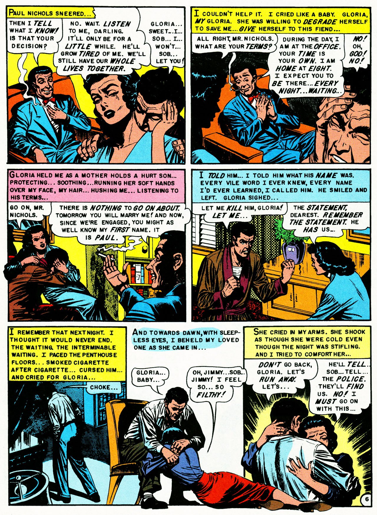 Read online Shock SuspenStories comic -  Issue #10 - 8