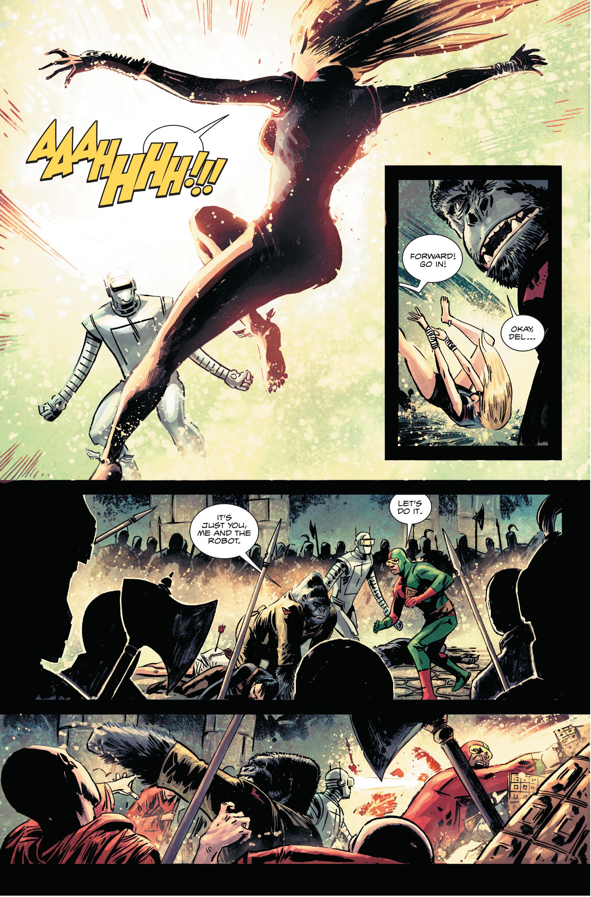 Read online Atlas comic -  Issue #4 - 6