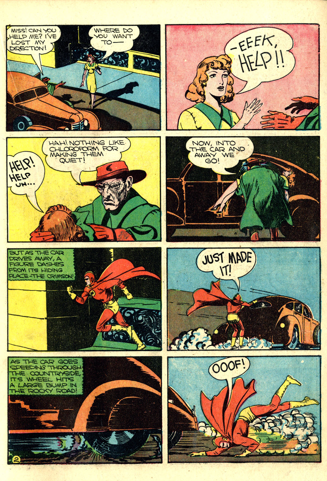Read online Detective Comics (1937) comic -  Issue #44 - 31