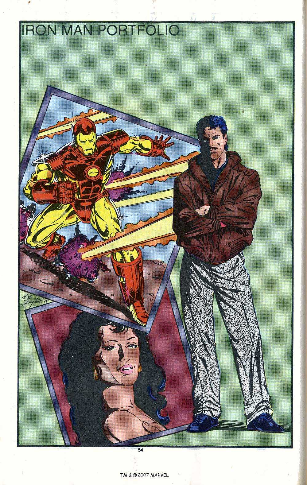 Iron Man Annual issue 10 - Page 56