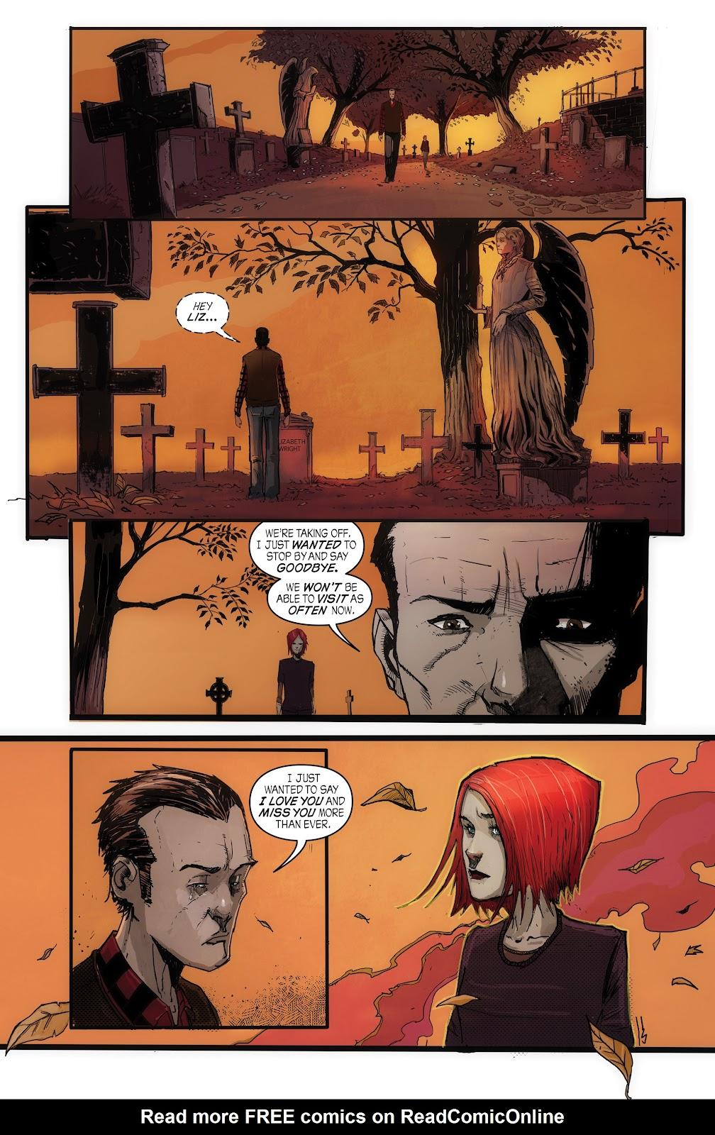 Read online John Carpenter Presents Storm Kids: Monica Bleue: A Werewolf Story comic -  Issue #1 - 9