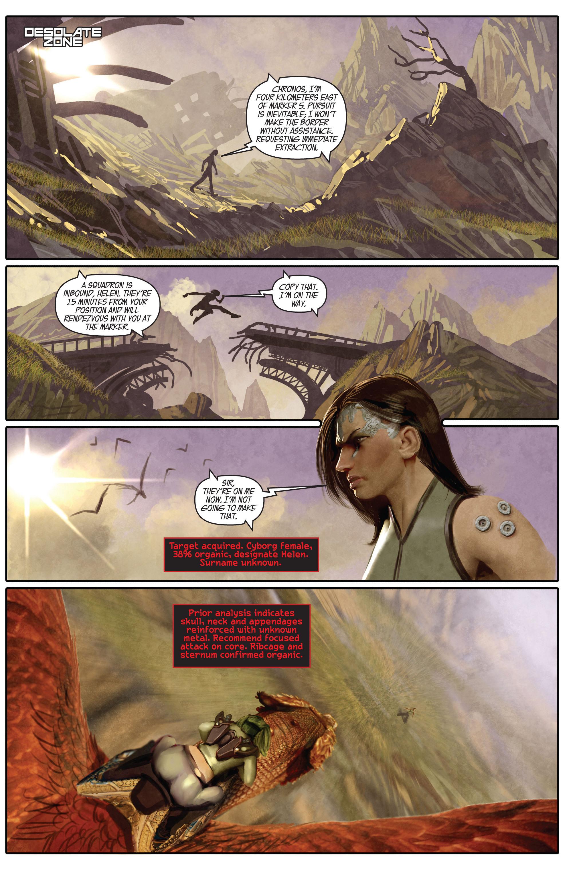 Read online Aphrodite IX (2013) comic -  Issue #Aphrodite IX (2013) _TPB 1 - 53