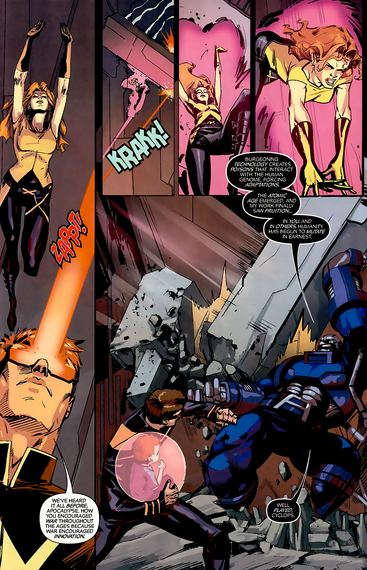 Read online X-Factor Forever comic -  Issue #3 - 14