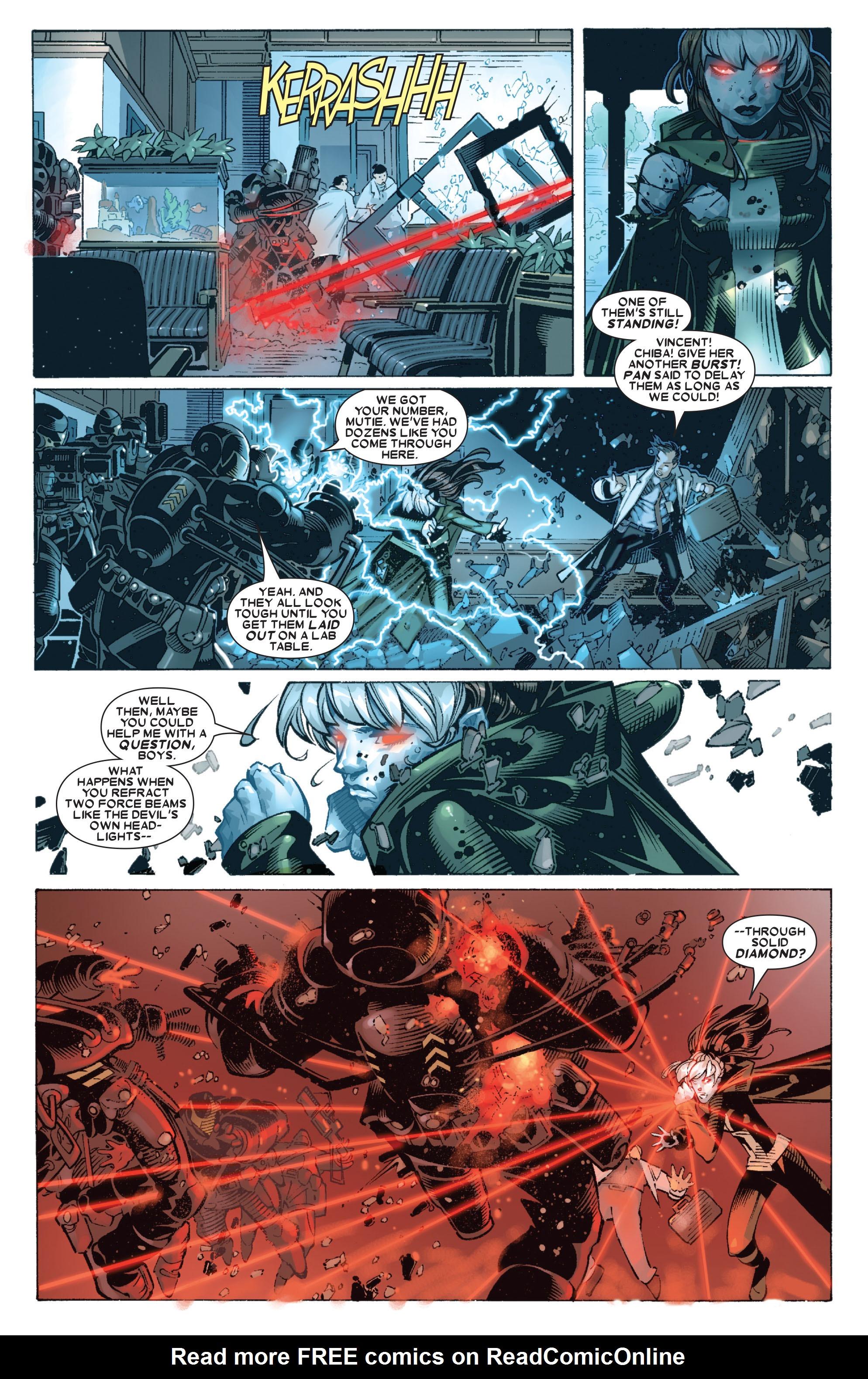 X-Men (1991) 188 Page 7