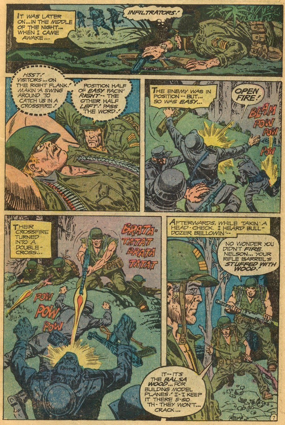 Read online Sgt. Rock comic -  Issue #341 - 8