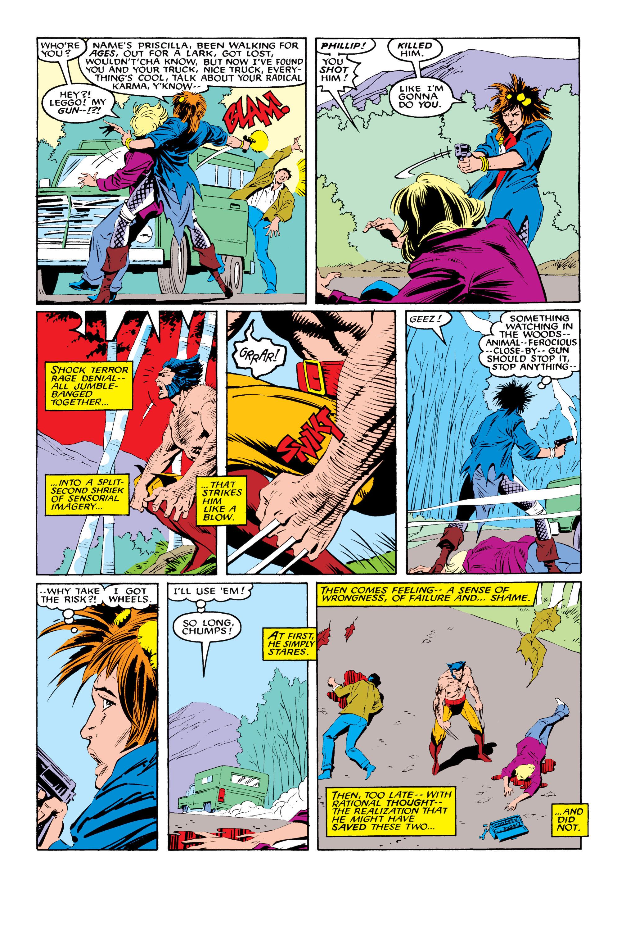 Read online Uncanny X-Men (1963) comic -  Issue #216 - 16