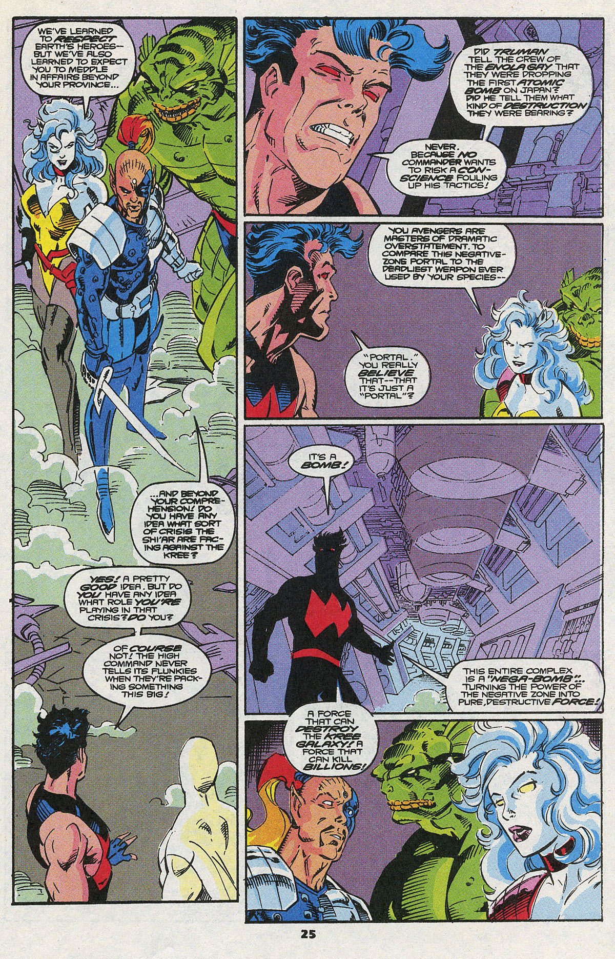 Read online Wonder Man (1991) comic -  Issue #8 - 17