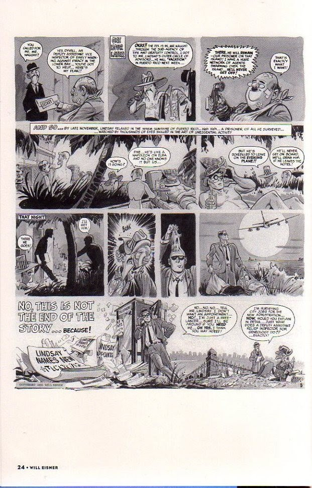 Read online Will Eisner's The Spirit Archives comic -  Issue # TPB 26 (Part 1) - 31