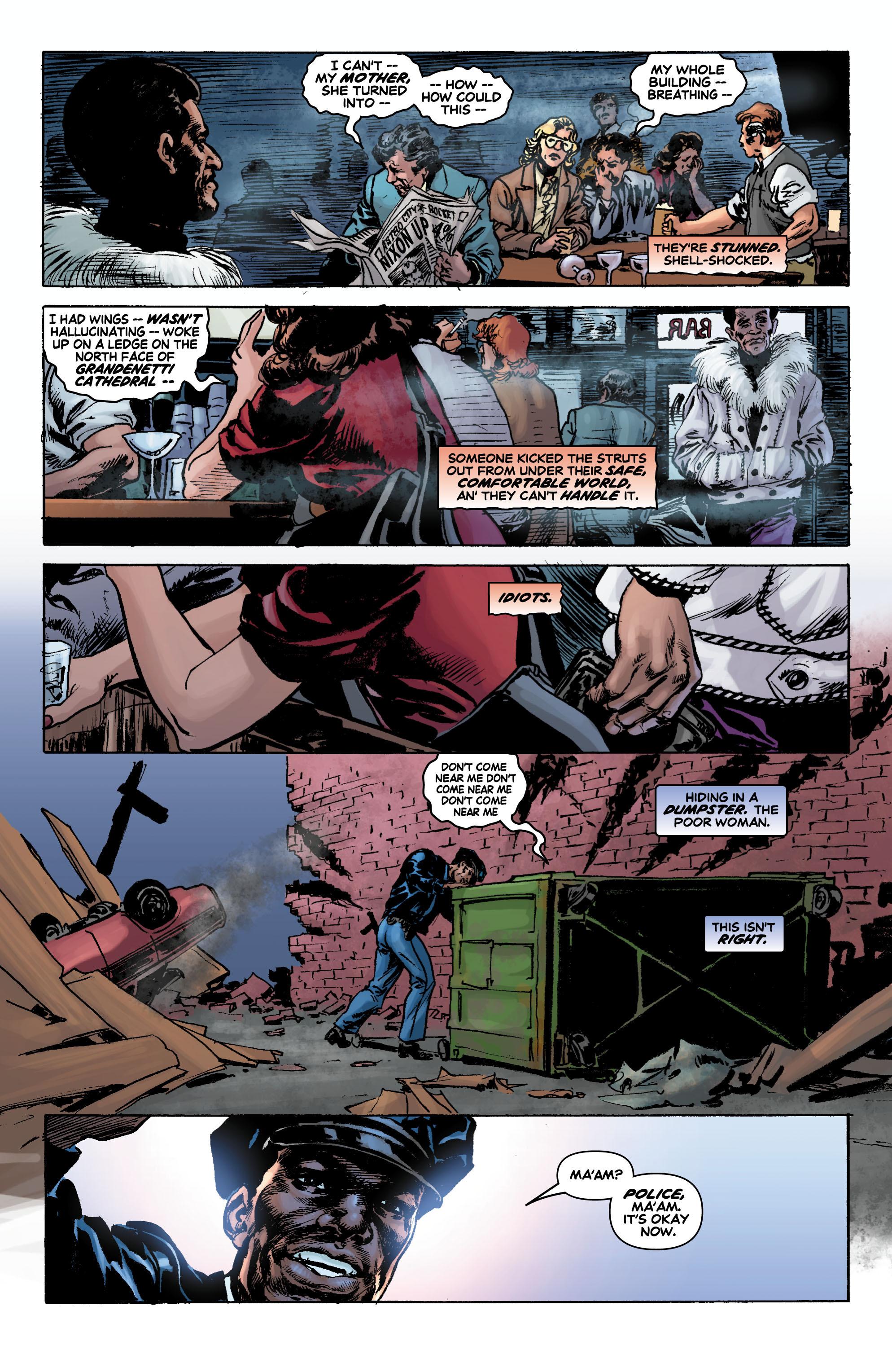 Read online Astro City: Dark Age/Book One comic -  Issue #1 - 4