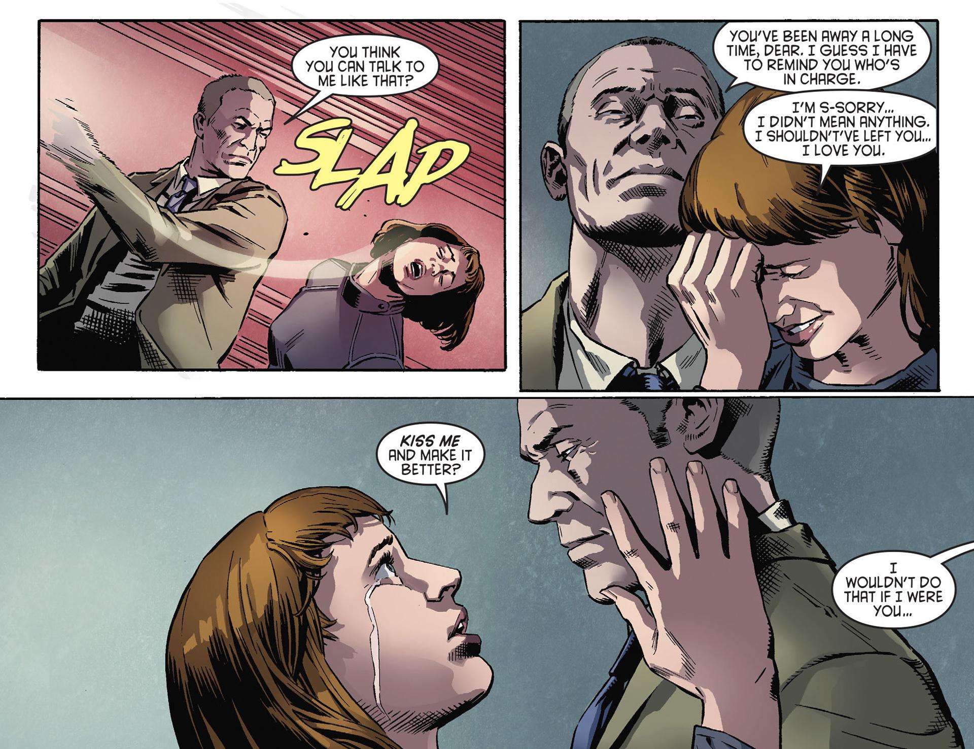 Read online Arrow [II] comic -  Issue #30 - 18