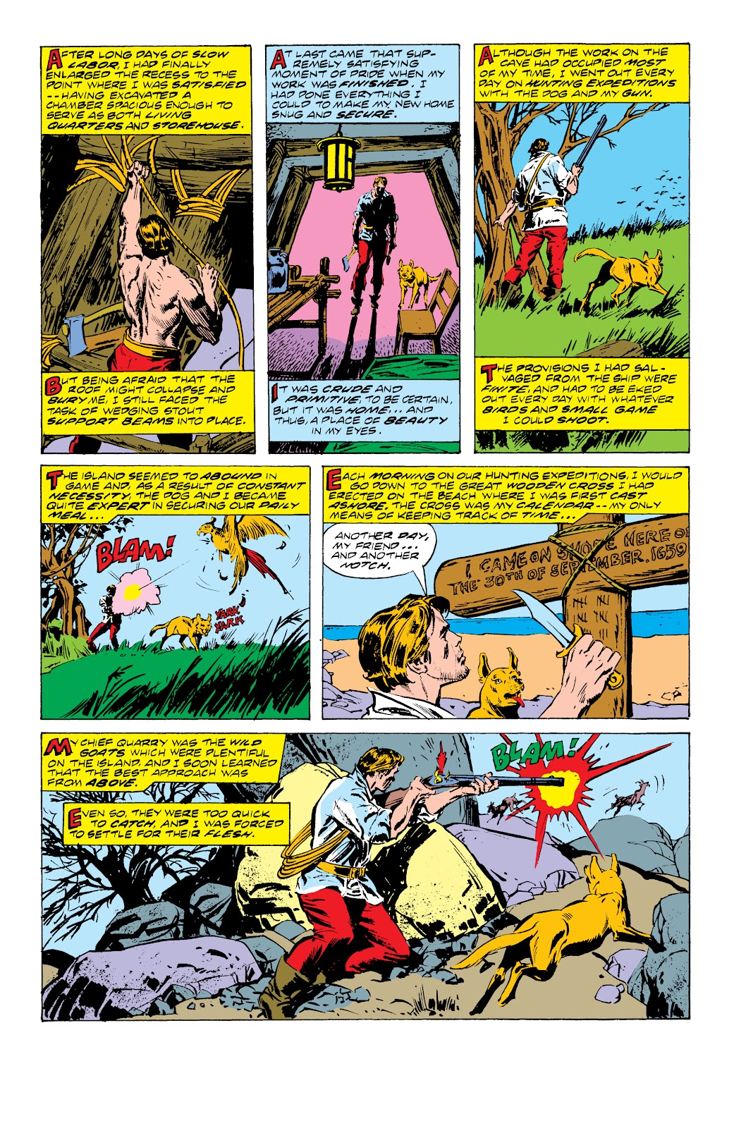 Marvel Classics Comics Series Featuring issue 19 - Page 20