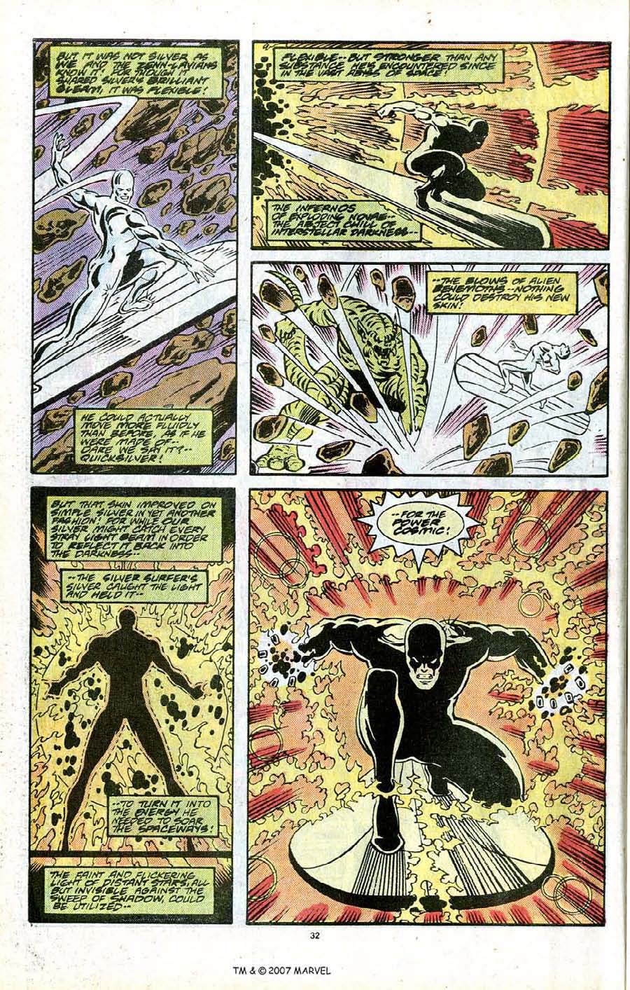 Read online Silver Surfer (1987) comic -  Issue # _Annual 2 - 34