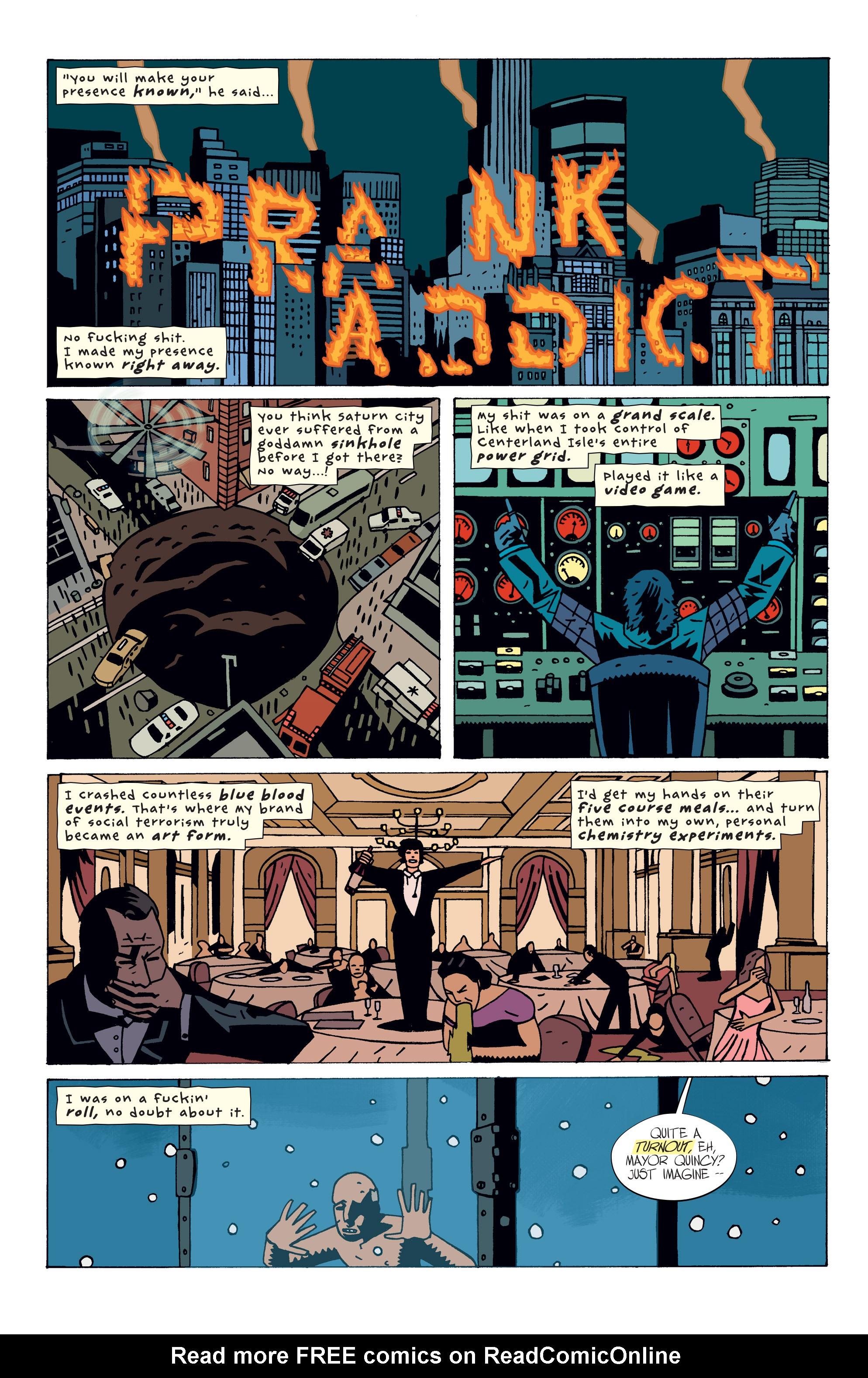 Free Read Sex Comic read online sex comic - issue #18