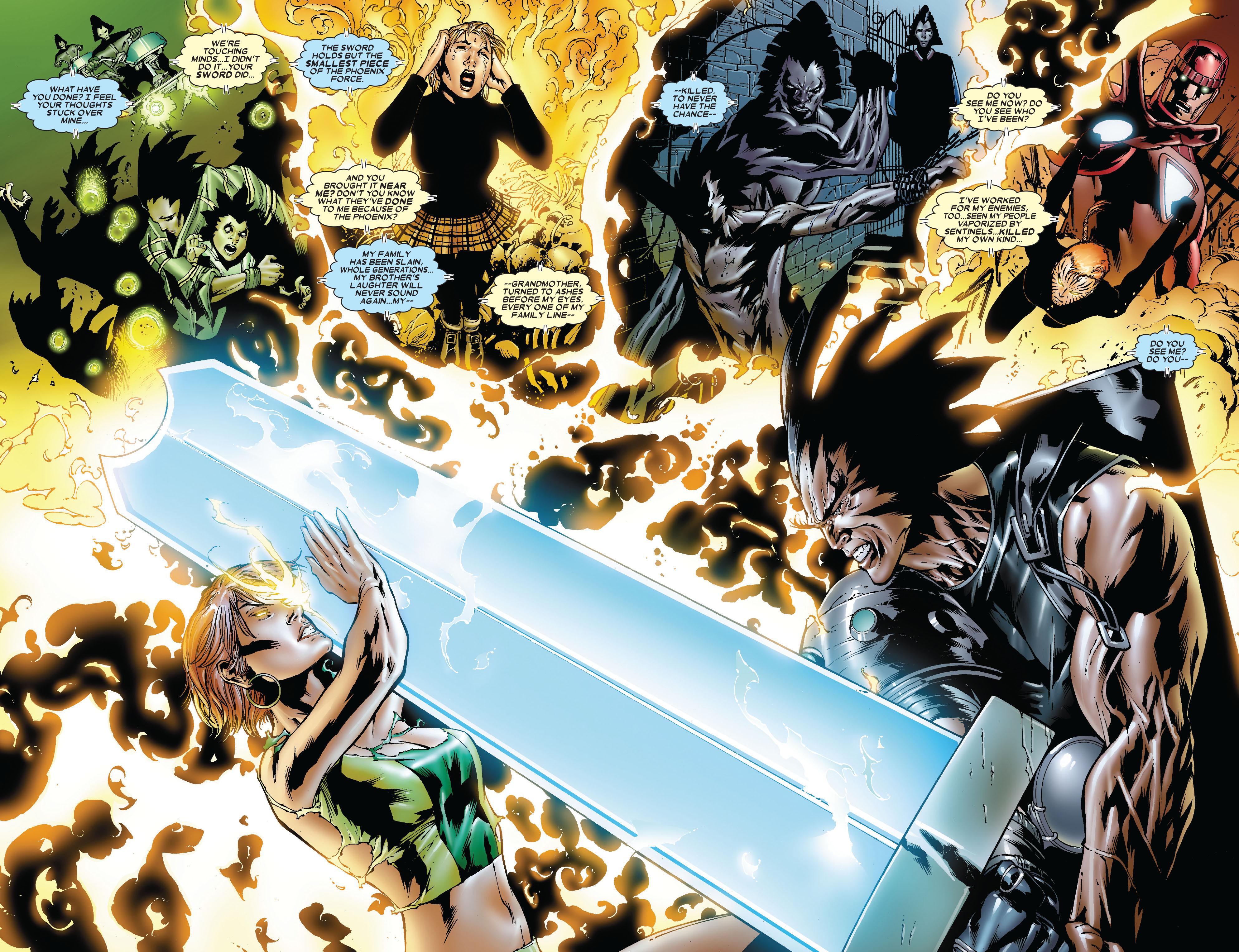 Read online Uncanny X-Men (1963) comic -  Issue #479 - 19