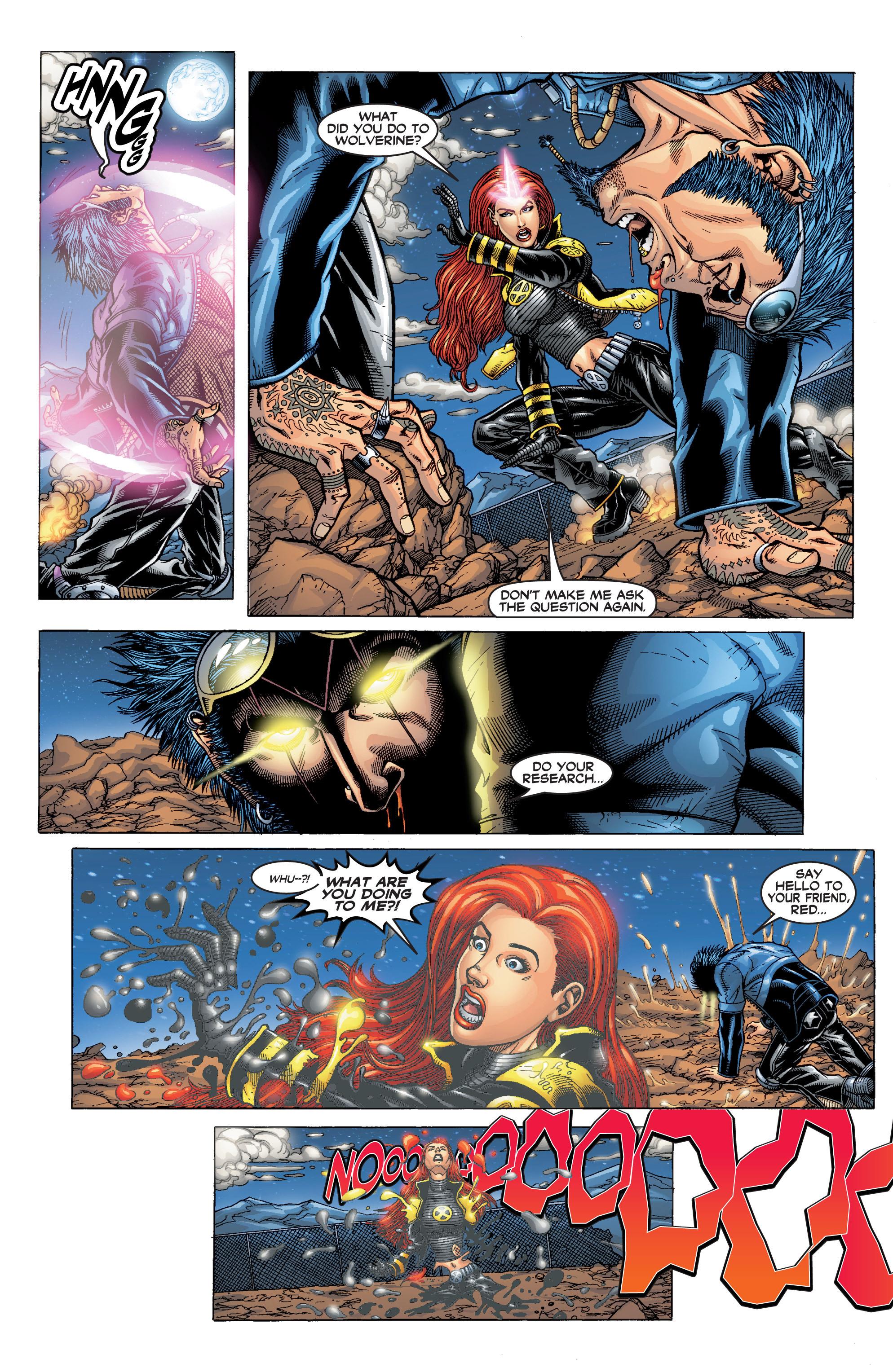 Read online Uncanny X-Men (1963) comic -  Issue #394 - 12